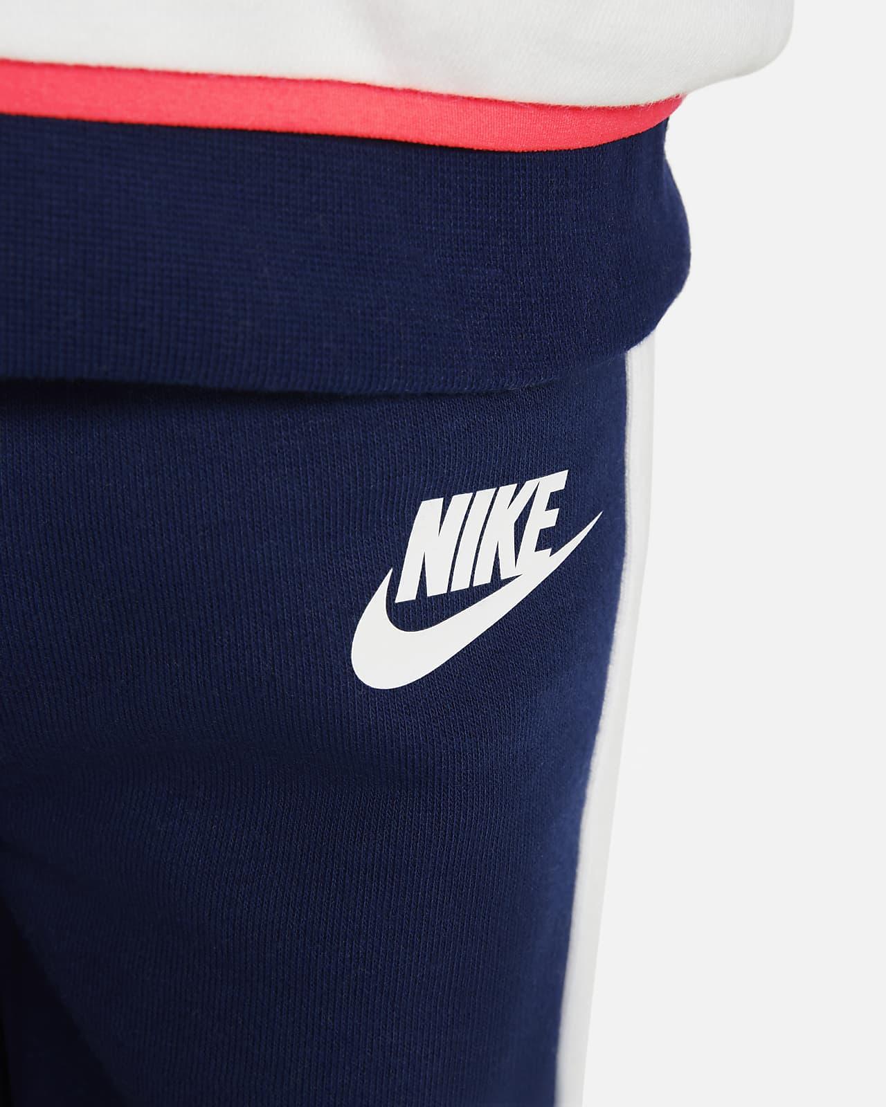 Conjunto De Pantalones De Entrenamiento Y Sudadera Con Bloques De Color Para Bebé Nike Nike Com
