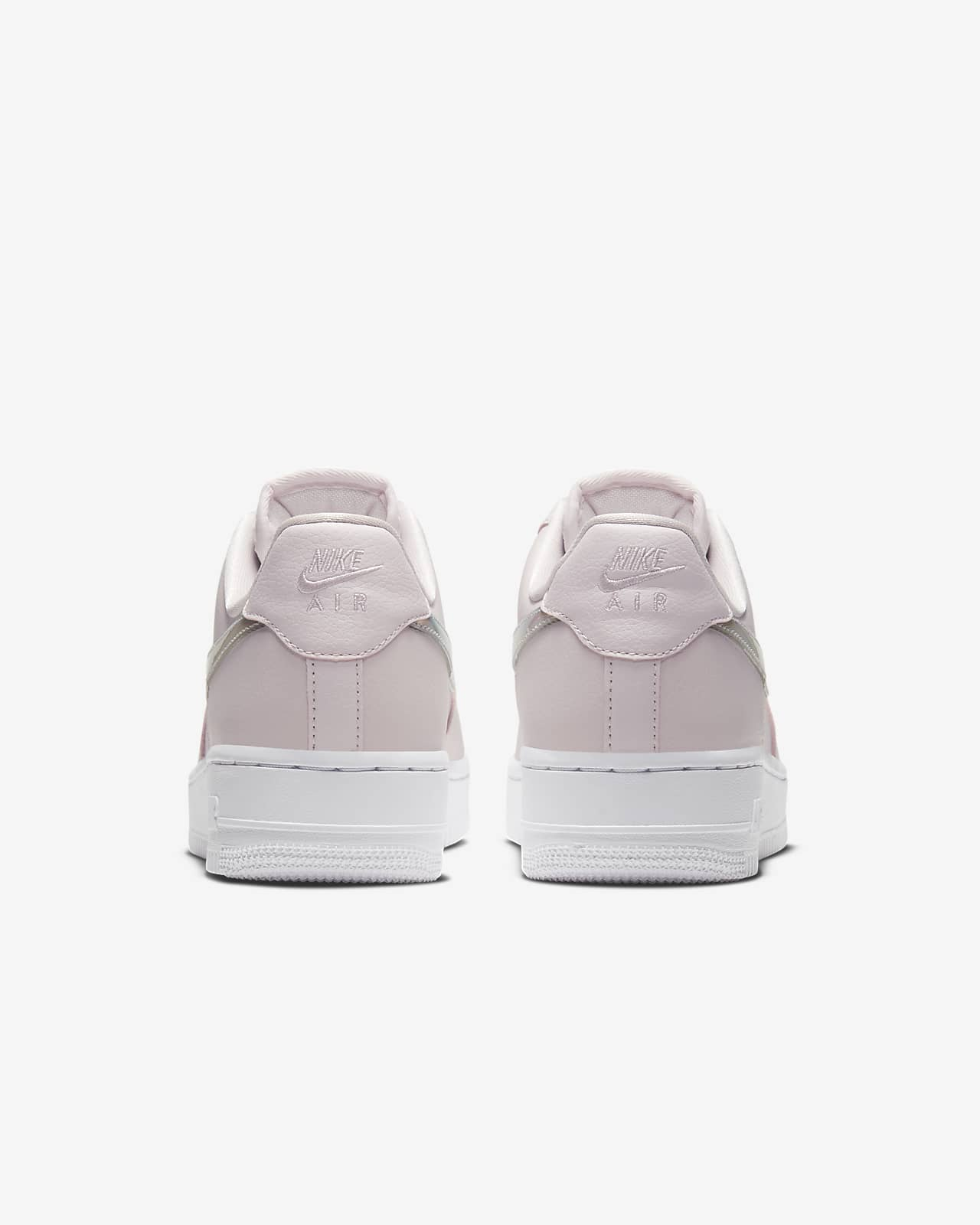 nike air force 1 07 donna bianche e rosa