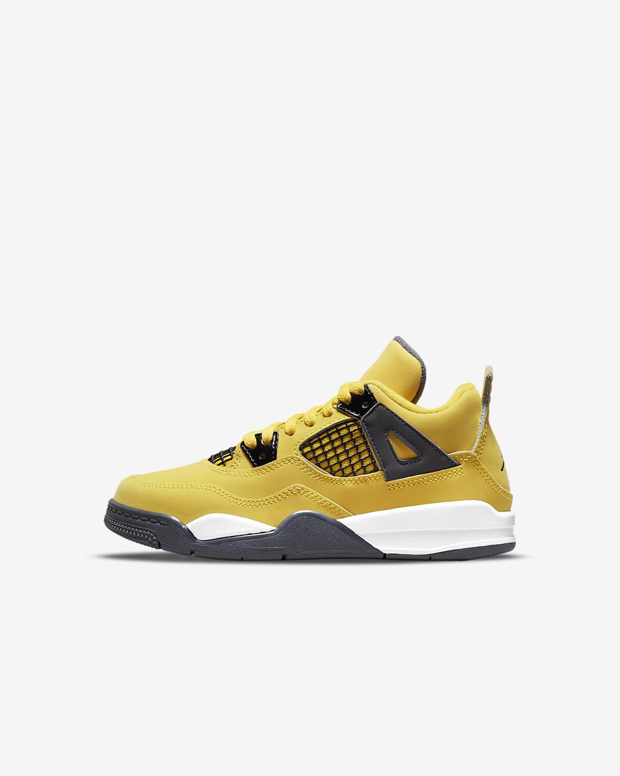 Jordan 4 Retro Little Kids' Shoes