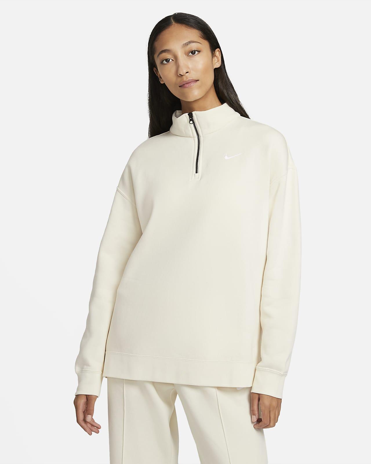 Nike Sportswear Women's 1/4-Zip Fleece