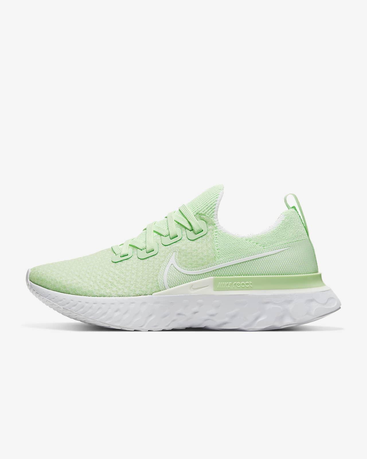nike running green