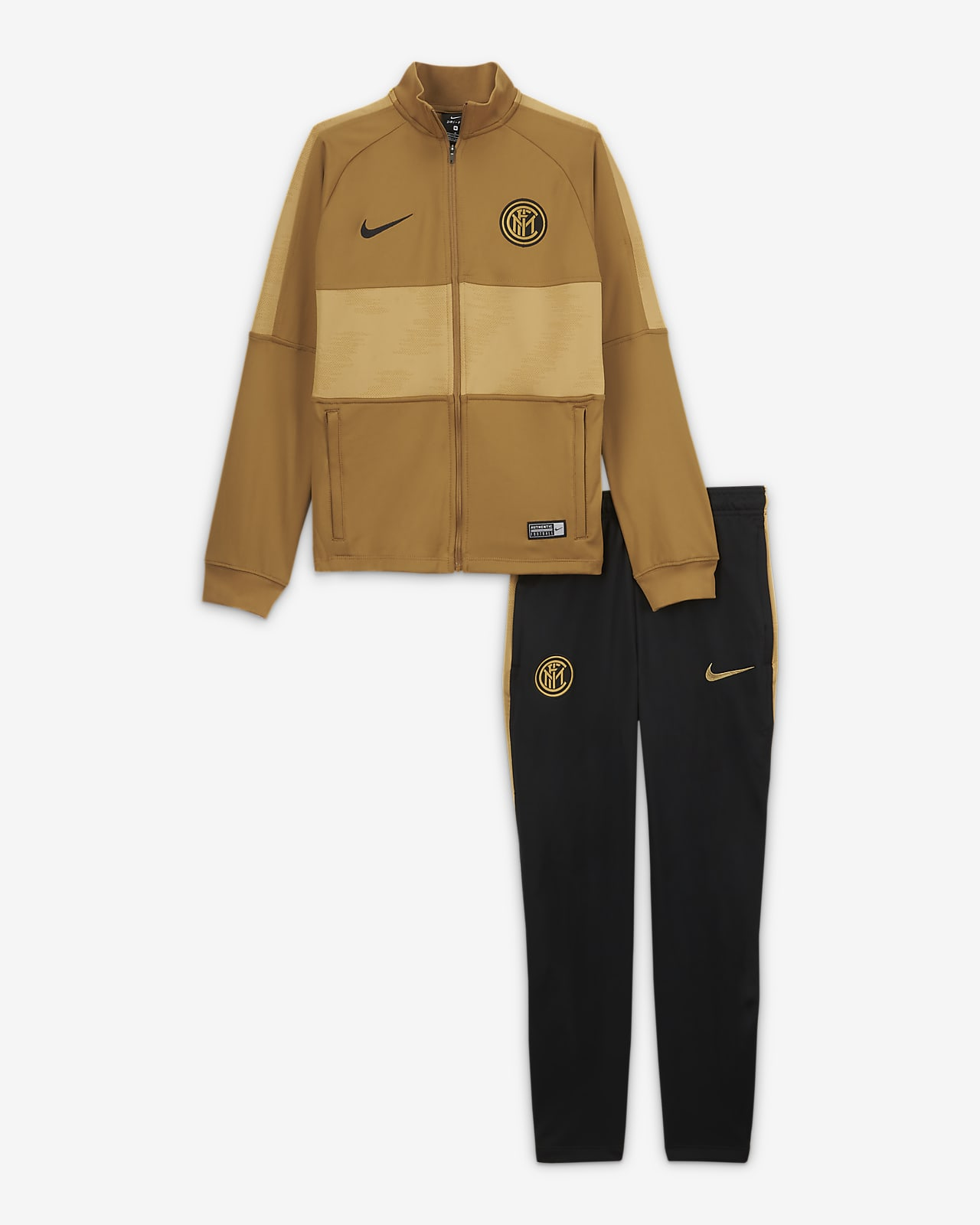 Inter Milan Strike Older Kids' Football Tracksuit