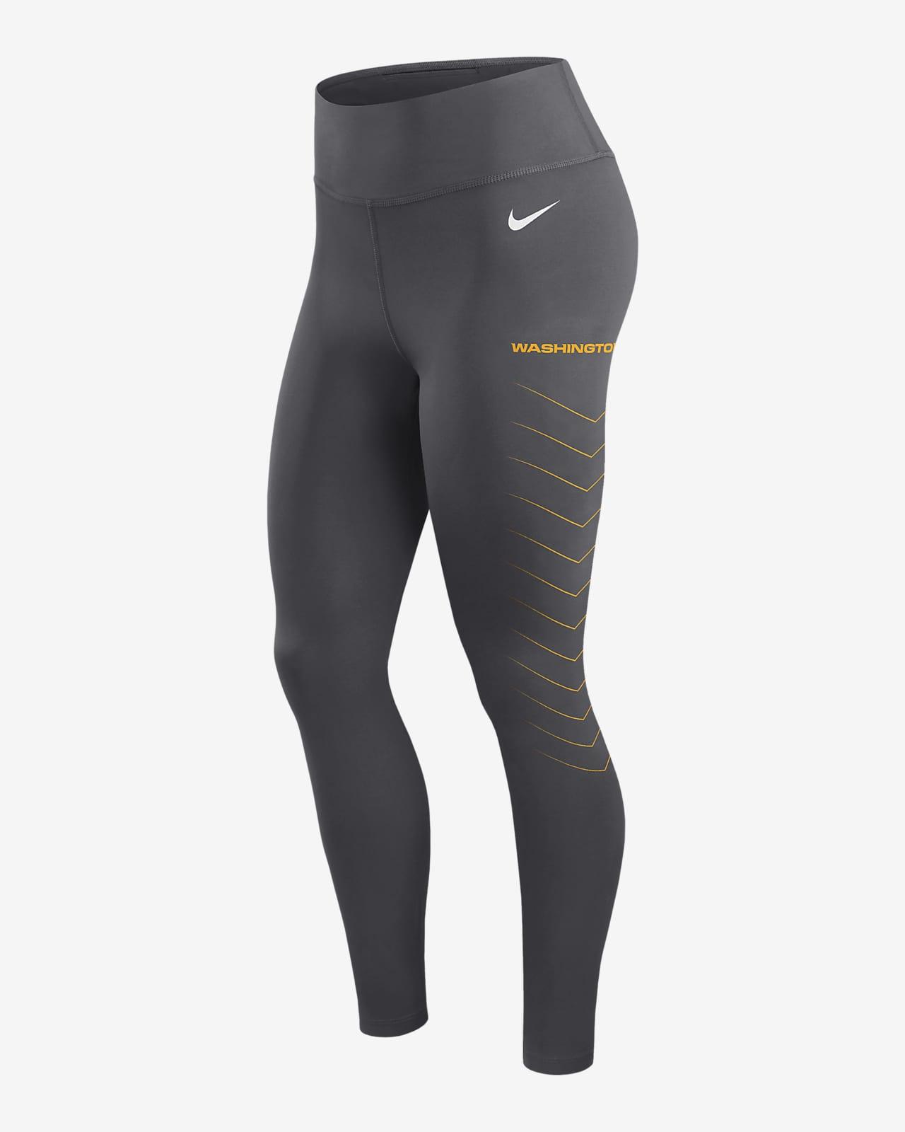 Leggings para mujer Nike Dri-FIT (NFL Washington Football Team)
