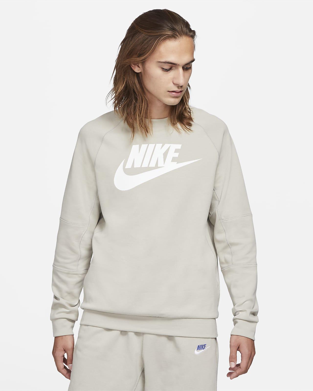 Nike Sportswear Fleece-Rundhalsshirt für Herren