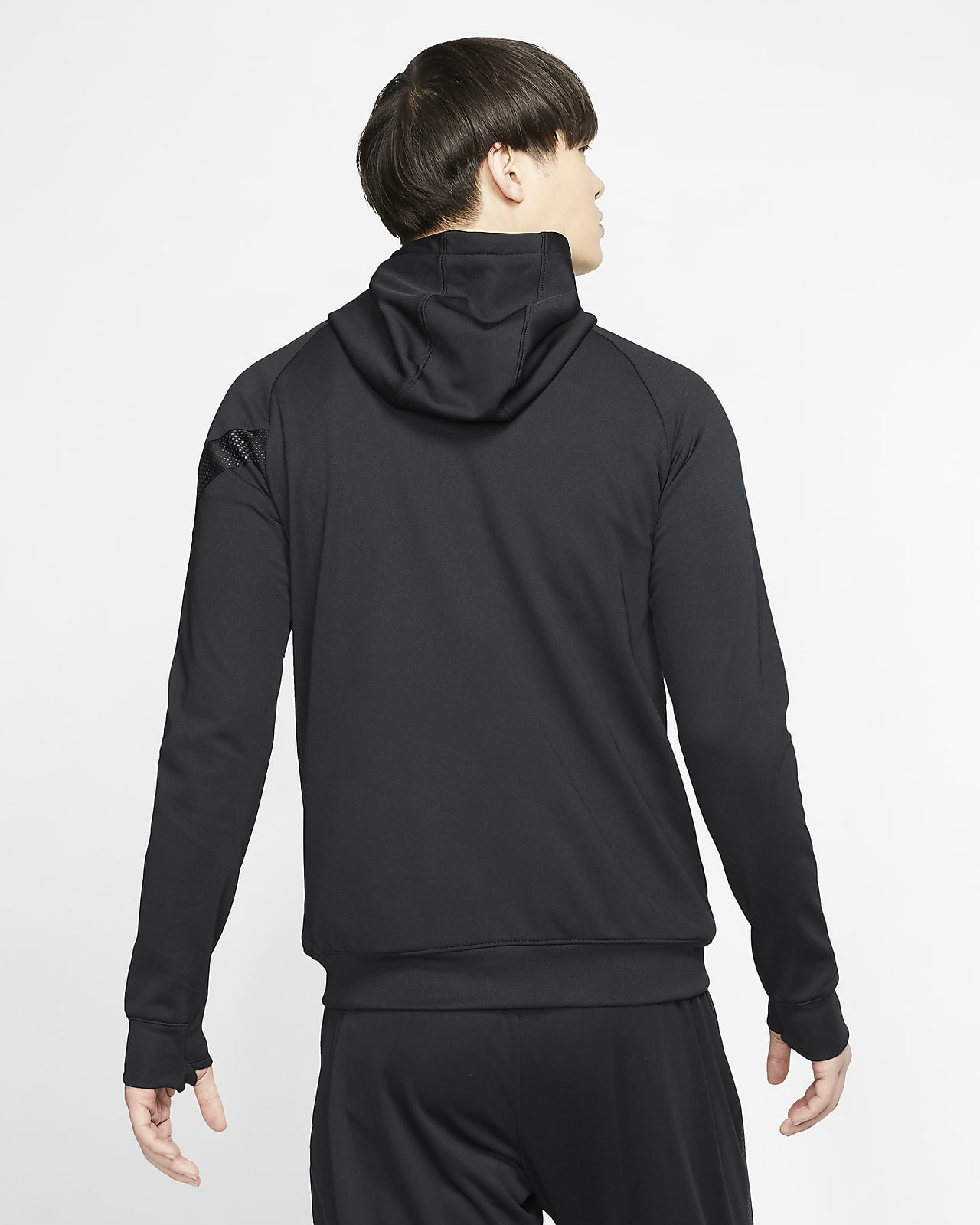 Nike Dri FIT Academy Pro Men's Pullover Football Hoodie