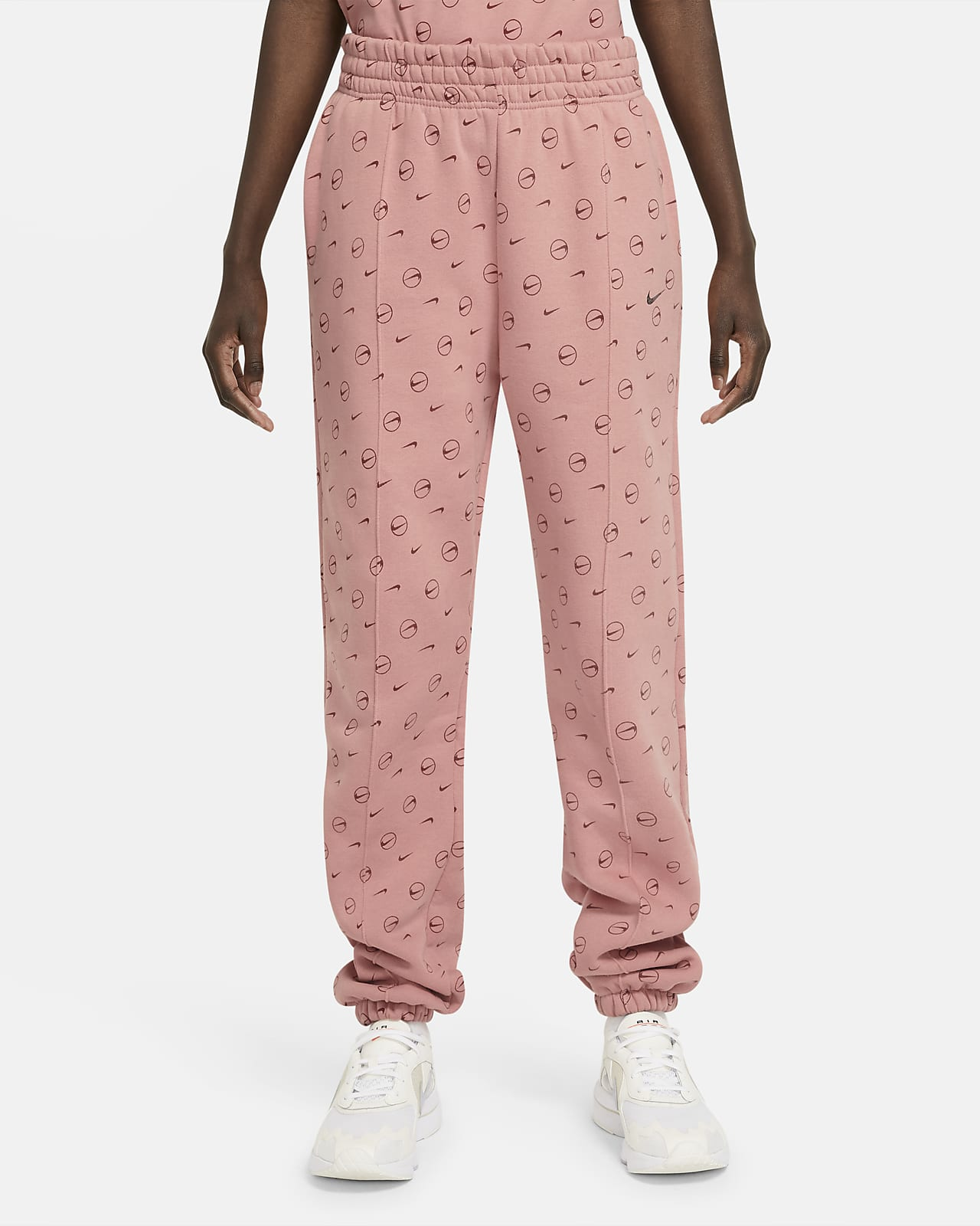 Женские брюки с принтом Nike Sportswear
