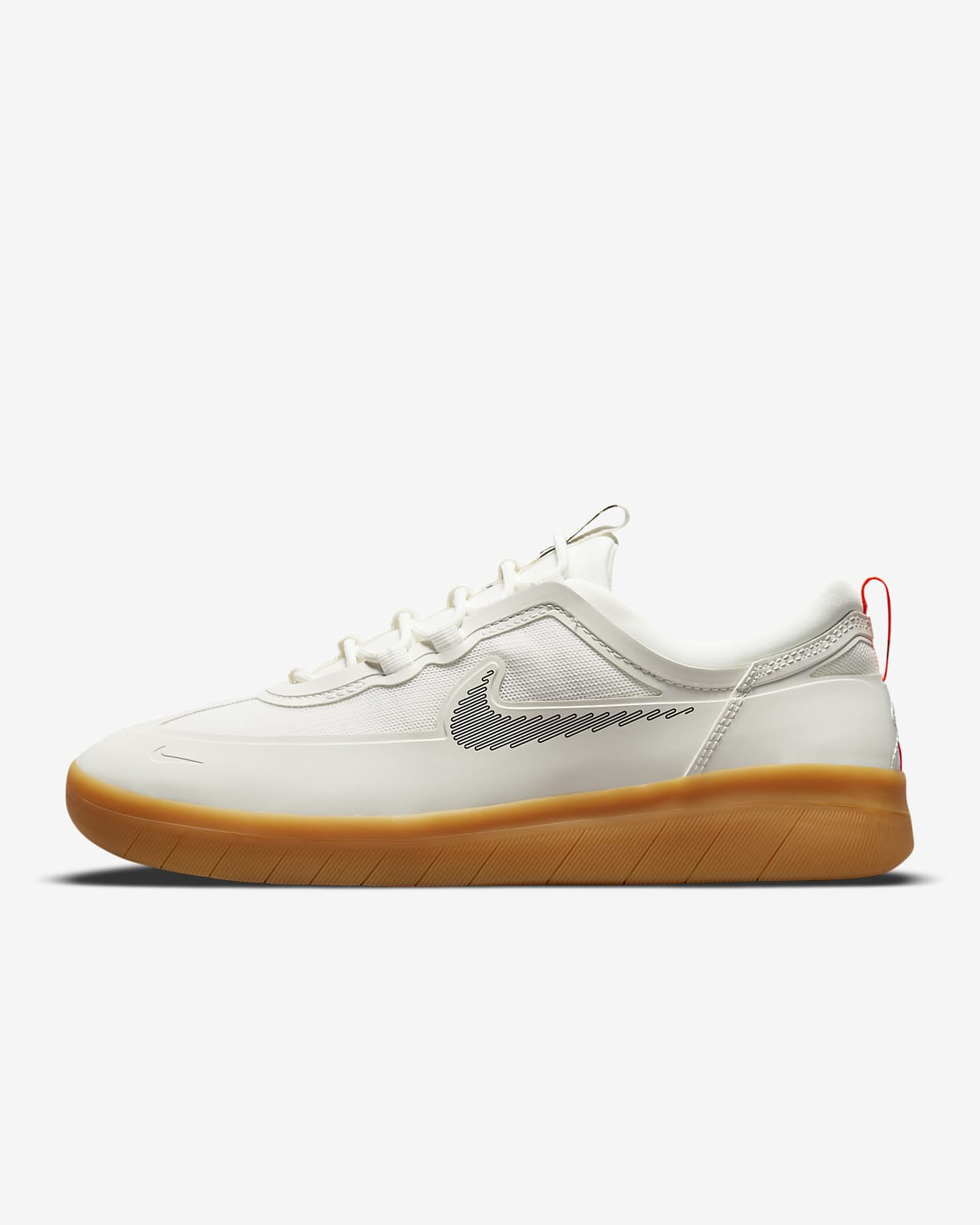 Nike SB Nyjah Free 2 Skate Shoe. Nike GB