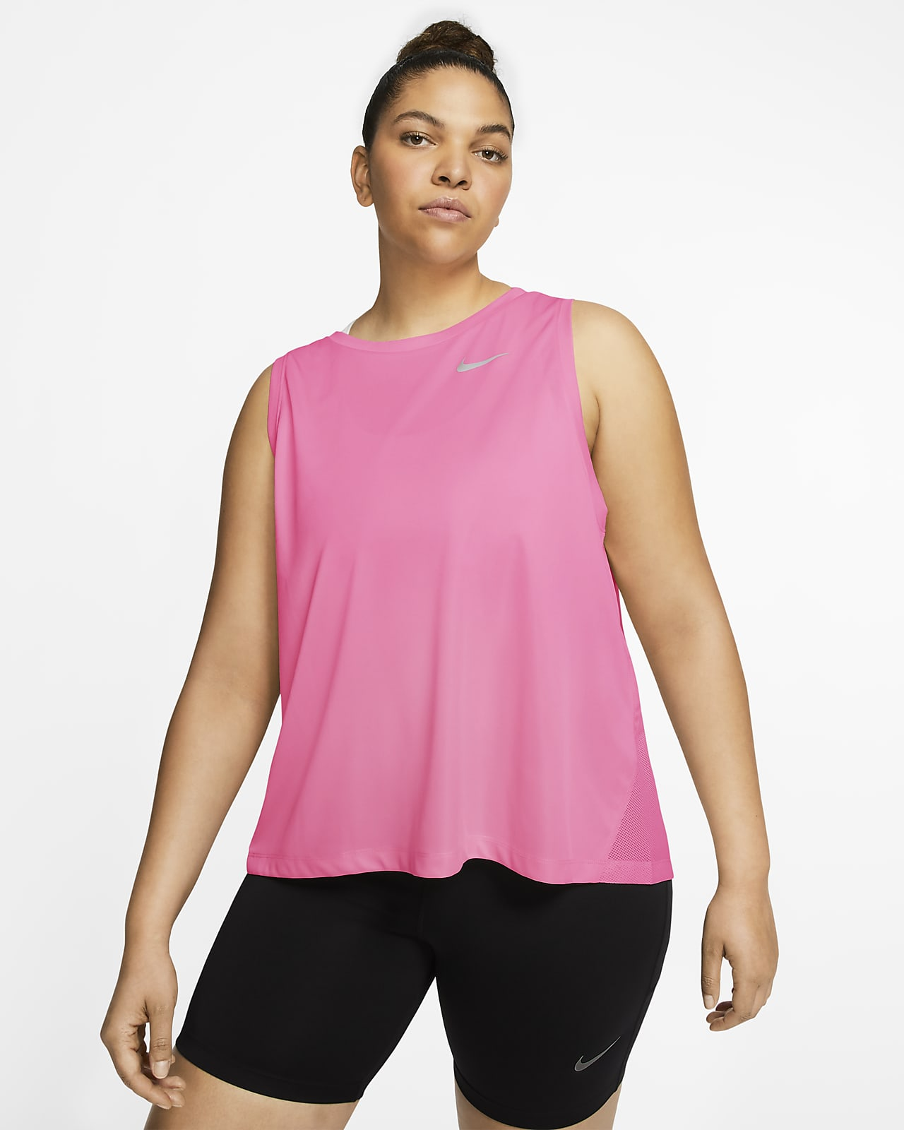 Débardeur de running Nike Miler pour Femme (grande taille)
