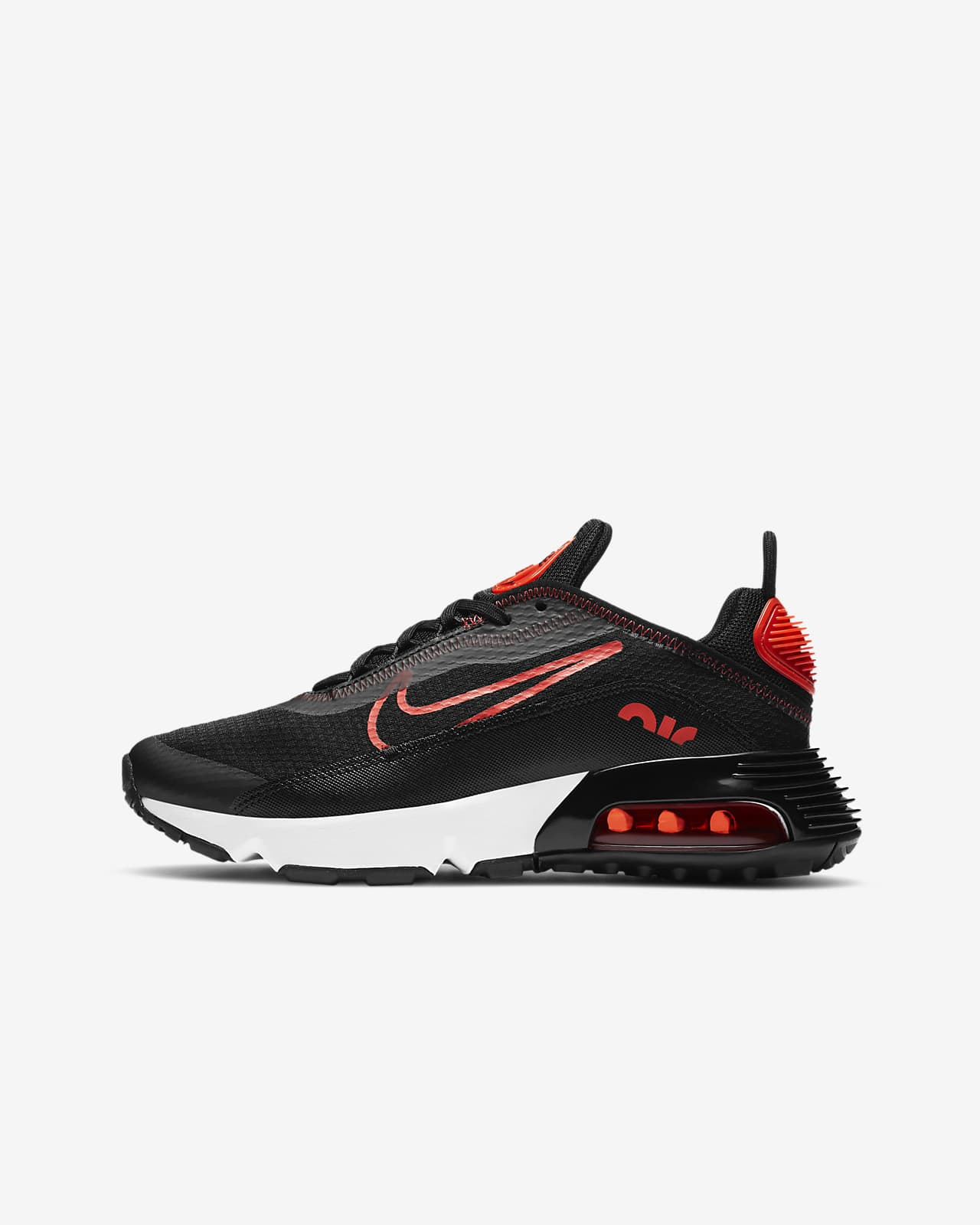 chaussure nike rouge enfant