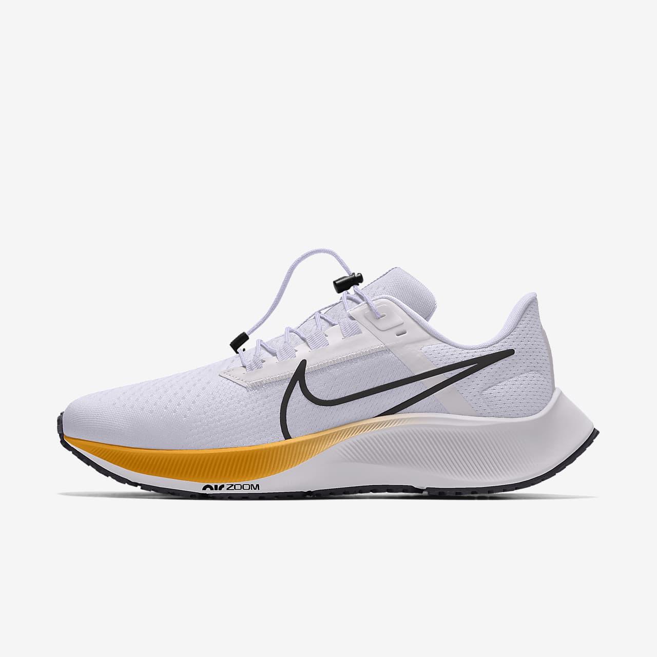 Мужские беговые кроссовки с индивидуальным дизайном Nike Air Zoom Pegasus 38 By You