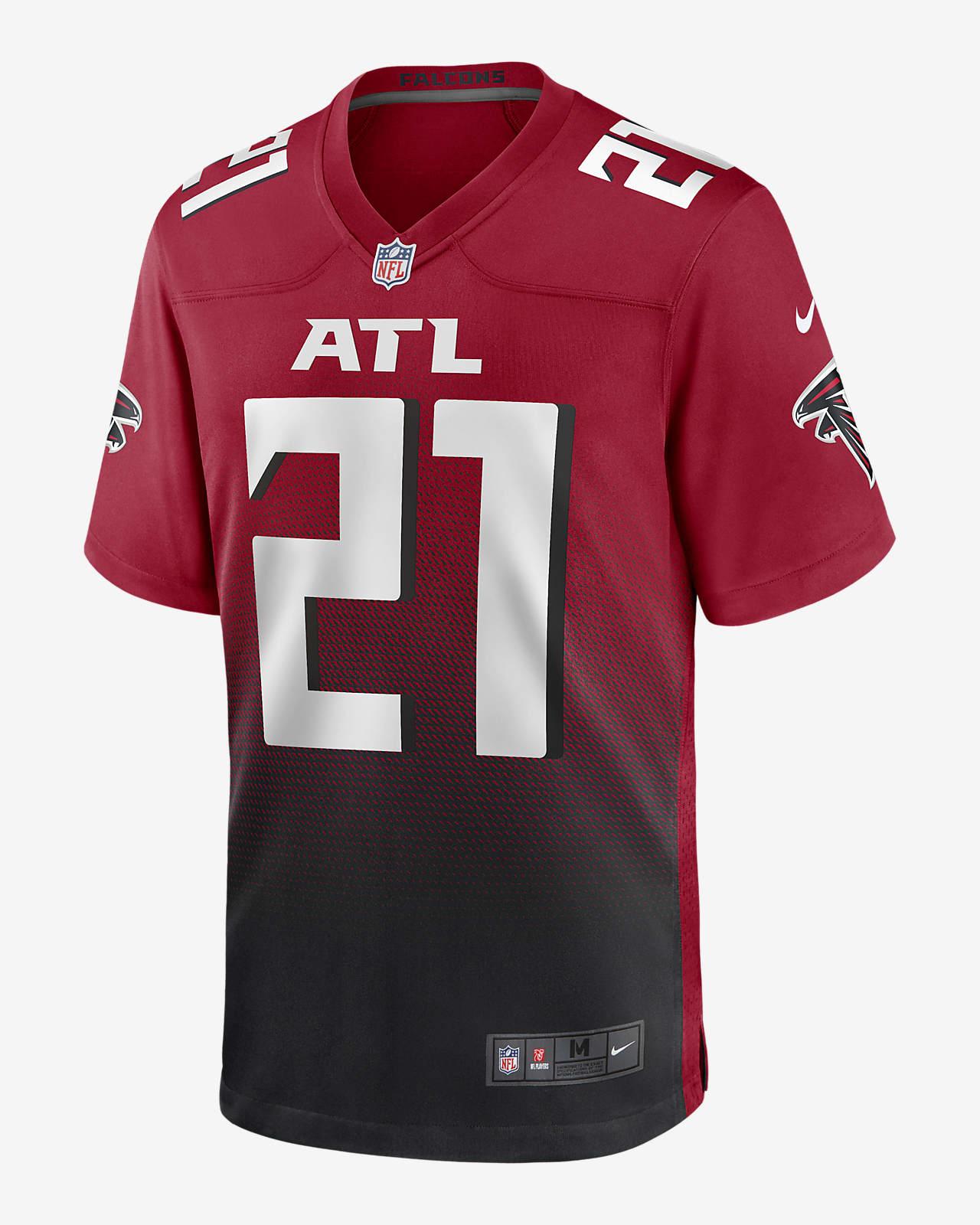 NFL Atlanta Falcons (Todd Gurley) Men's Game Football Jersey