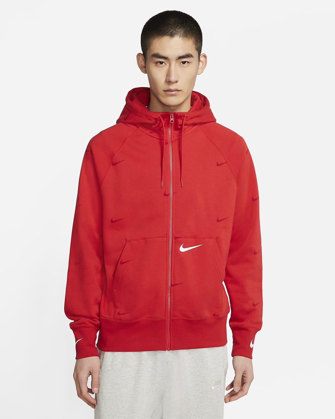 Nike Sportswear Swoosh 男子连帽衫