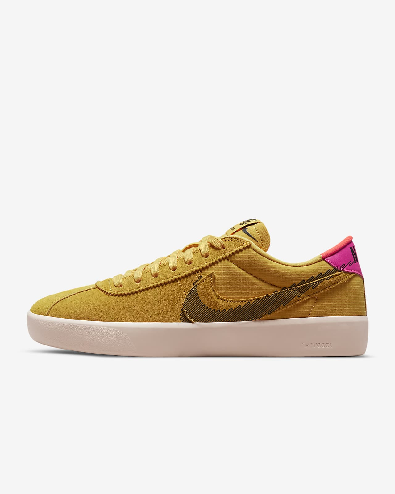 Scarpa da skateboard Nike SB Bruin React T