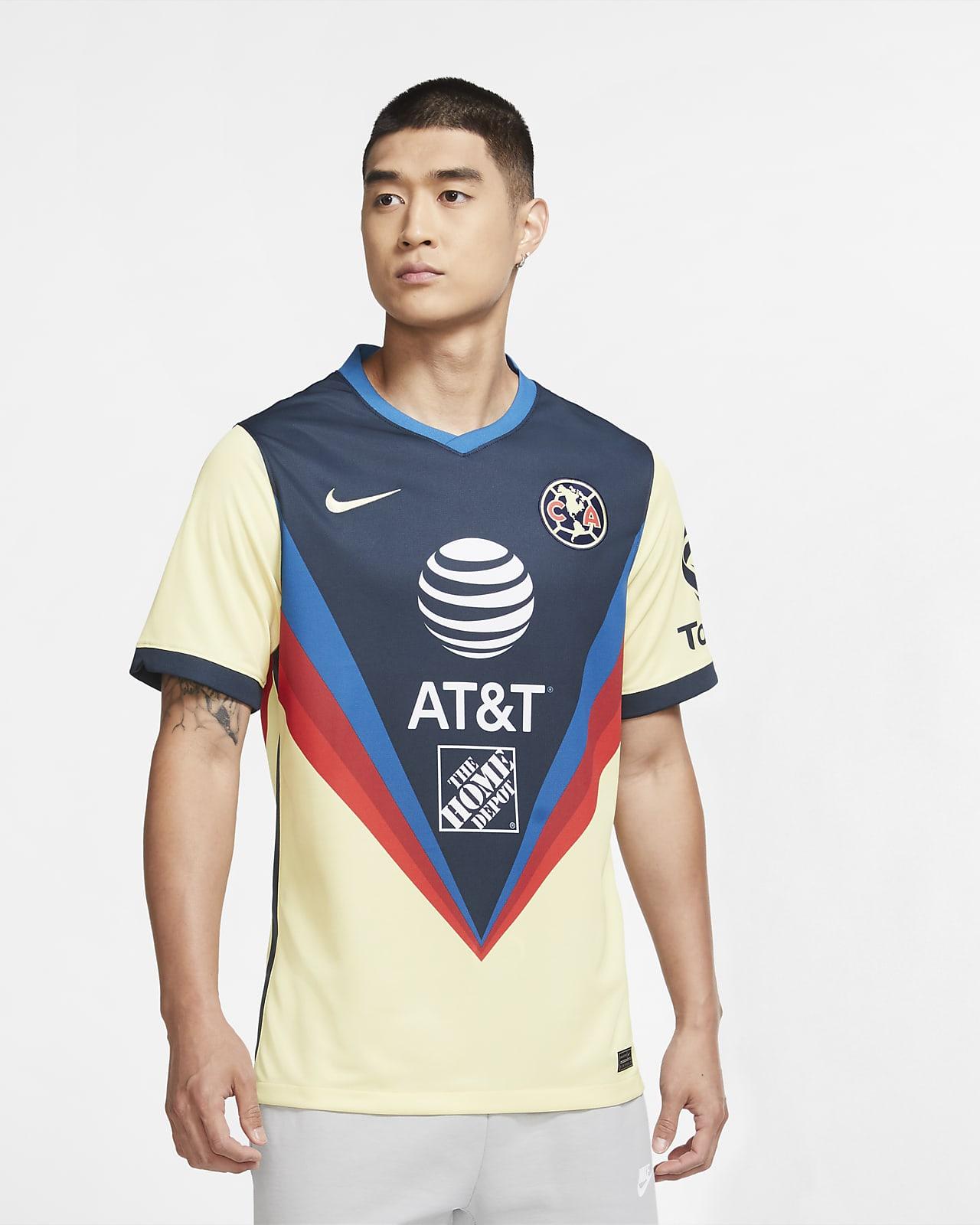 Club América 2020/21 Stadium Home Men's Football Shirt
