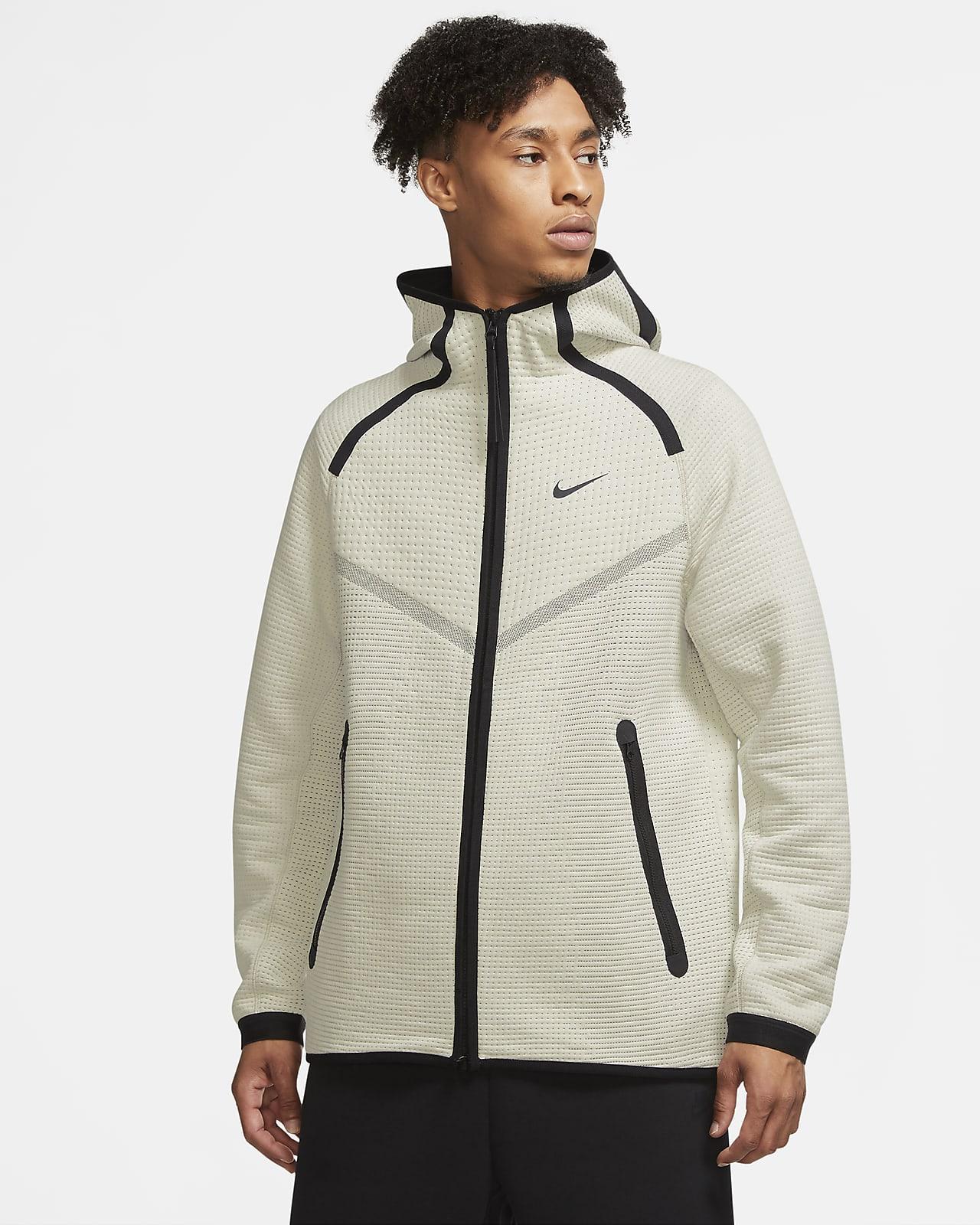 lecho negar champú  Nike Sportswear Tech Pack Windrunner Men's Full-Zip Hoodie. Nike.com