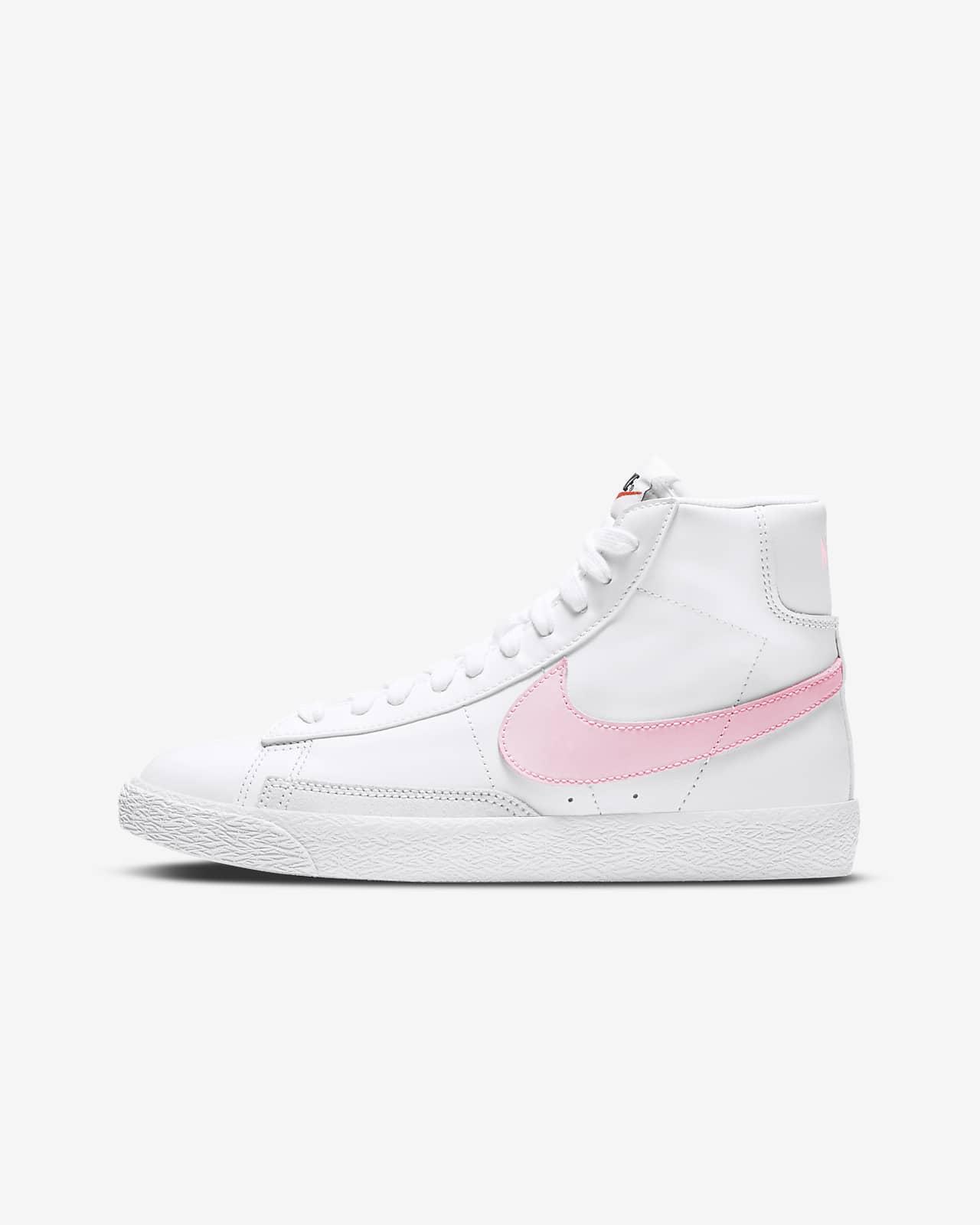 Кроссовки для школьников Nike Blazer Mid