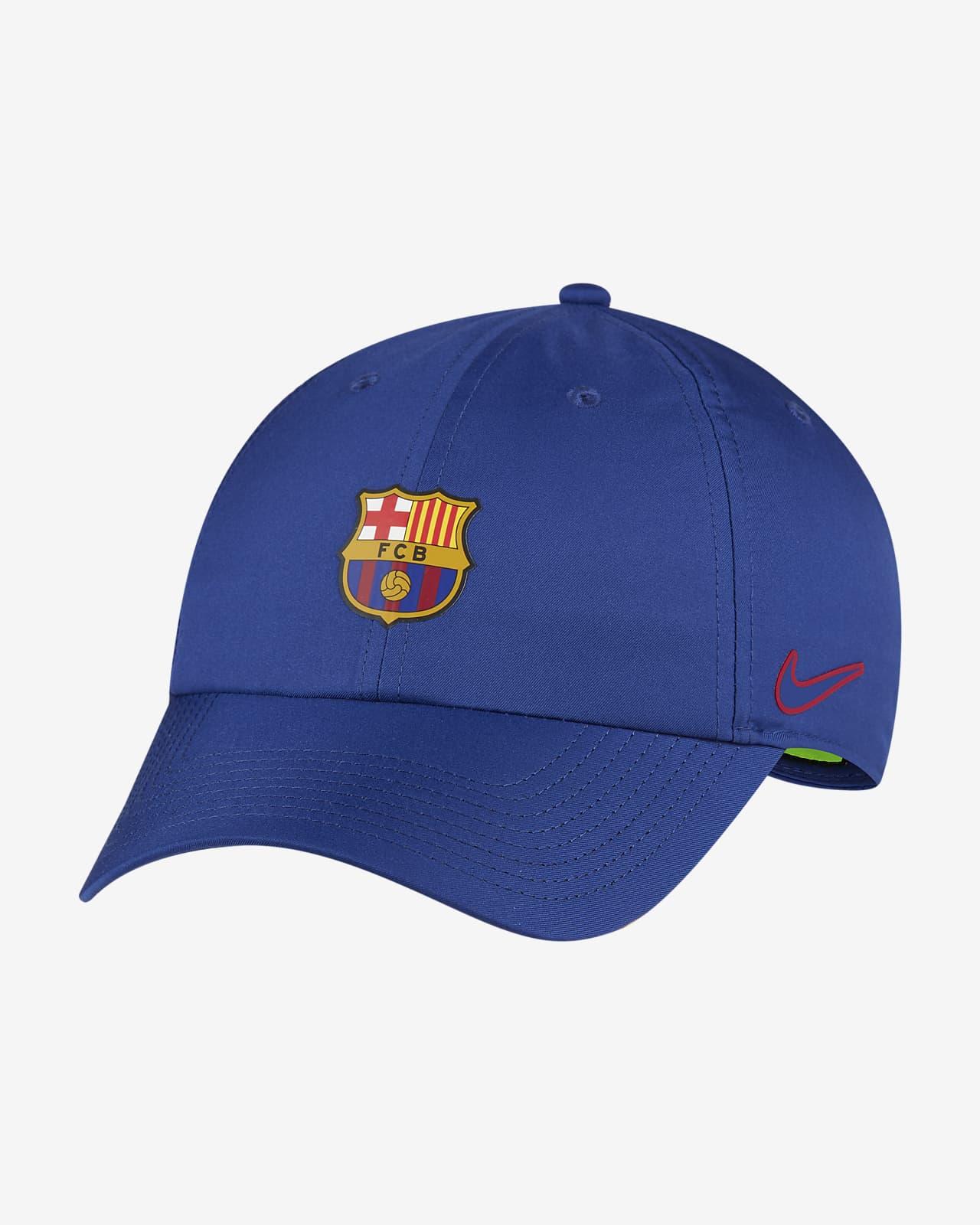 Бейсболка FC Barcelona Heritage86