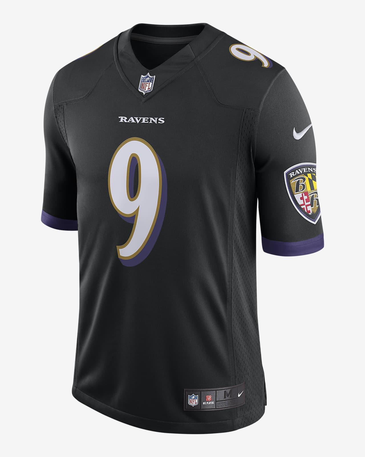 NFL Baltimore Ravens Nike Vapor Untouchable (Justin Tucker) Men's Limited Football Jersey