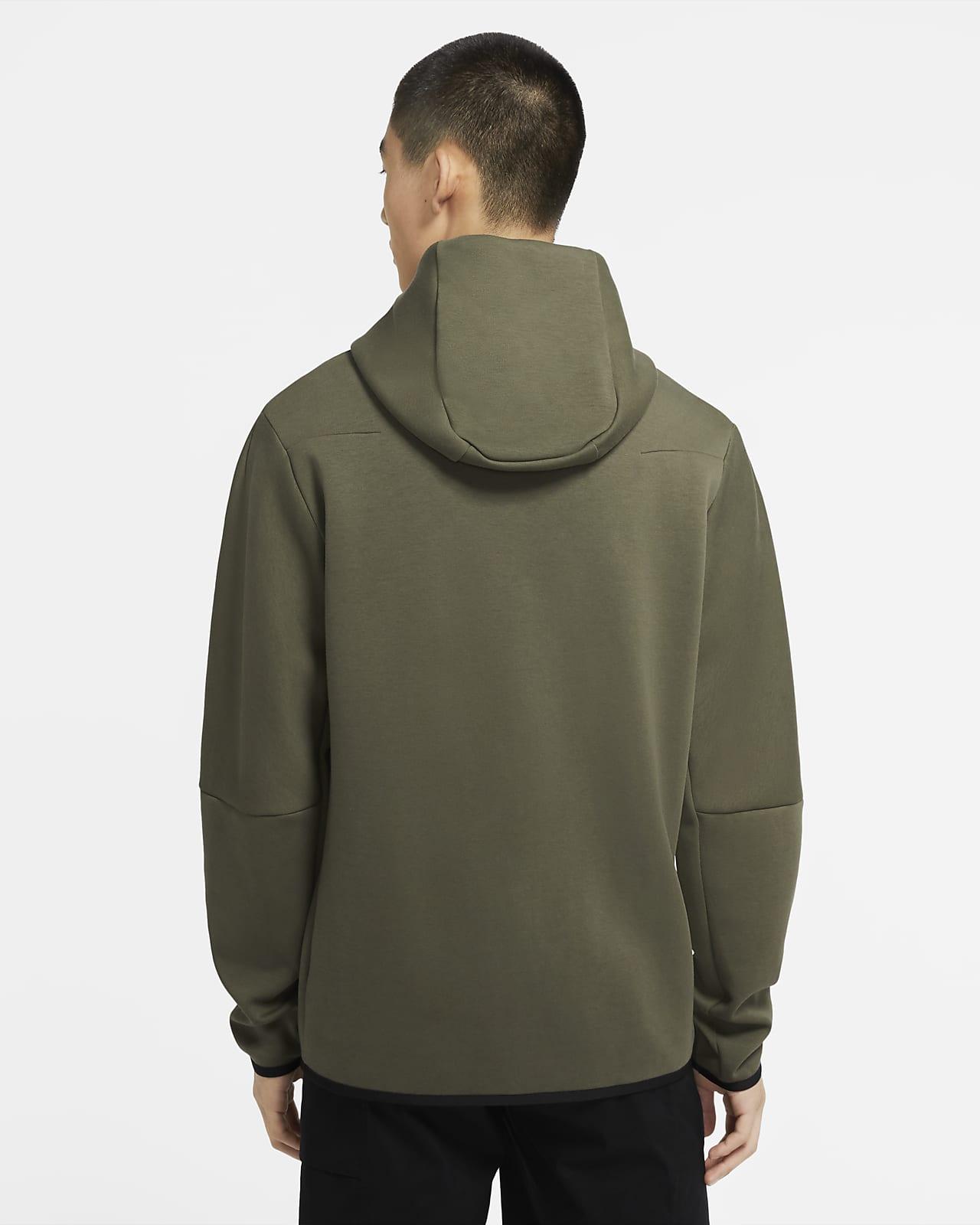 Nike Sportswear Tech Fleece Men S Full Zip Hoodie Nike Gb