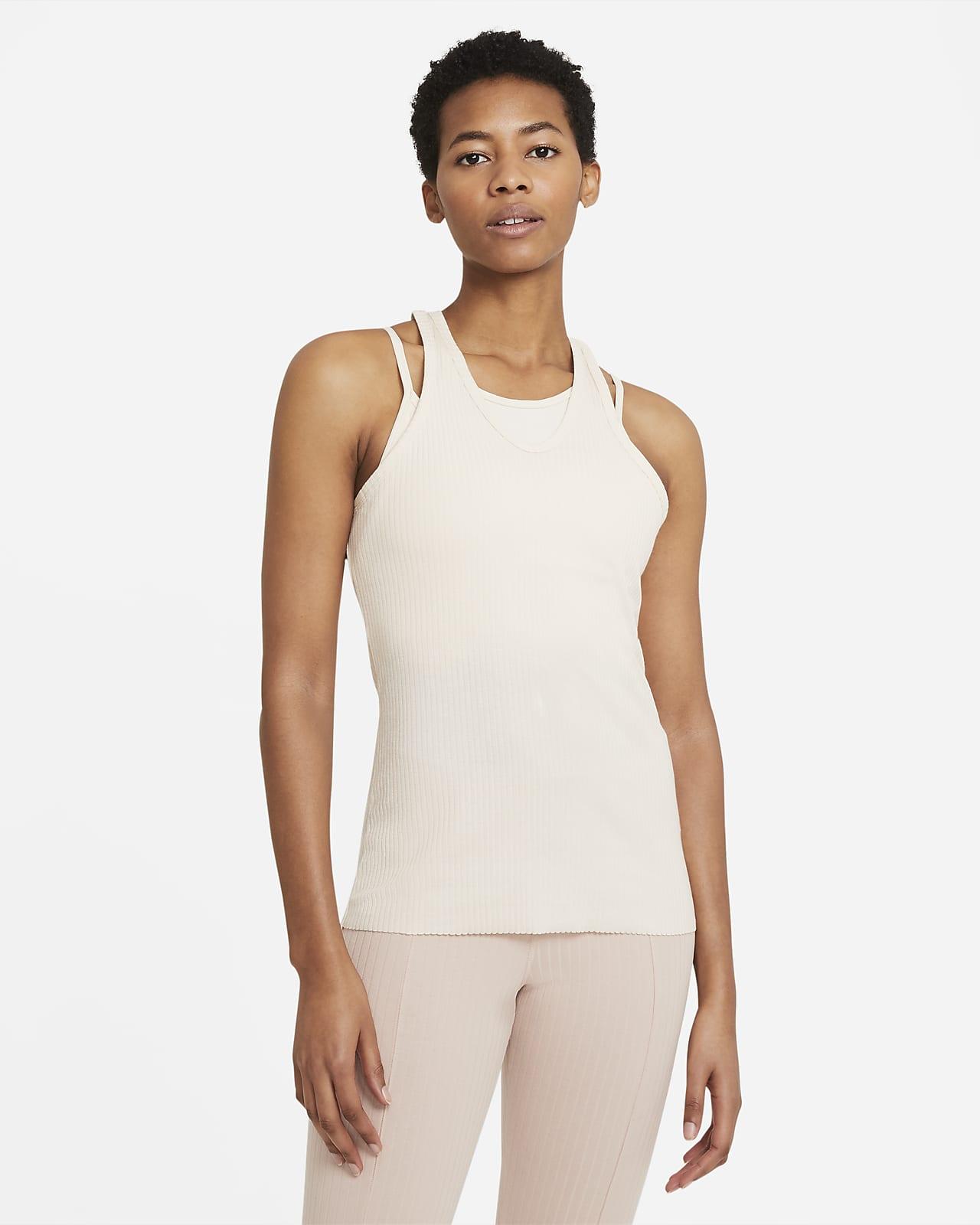 Nike Yoga Women's Ribbed Tank