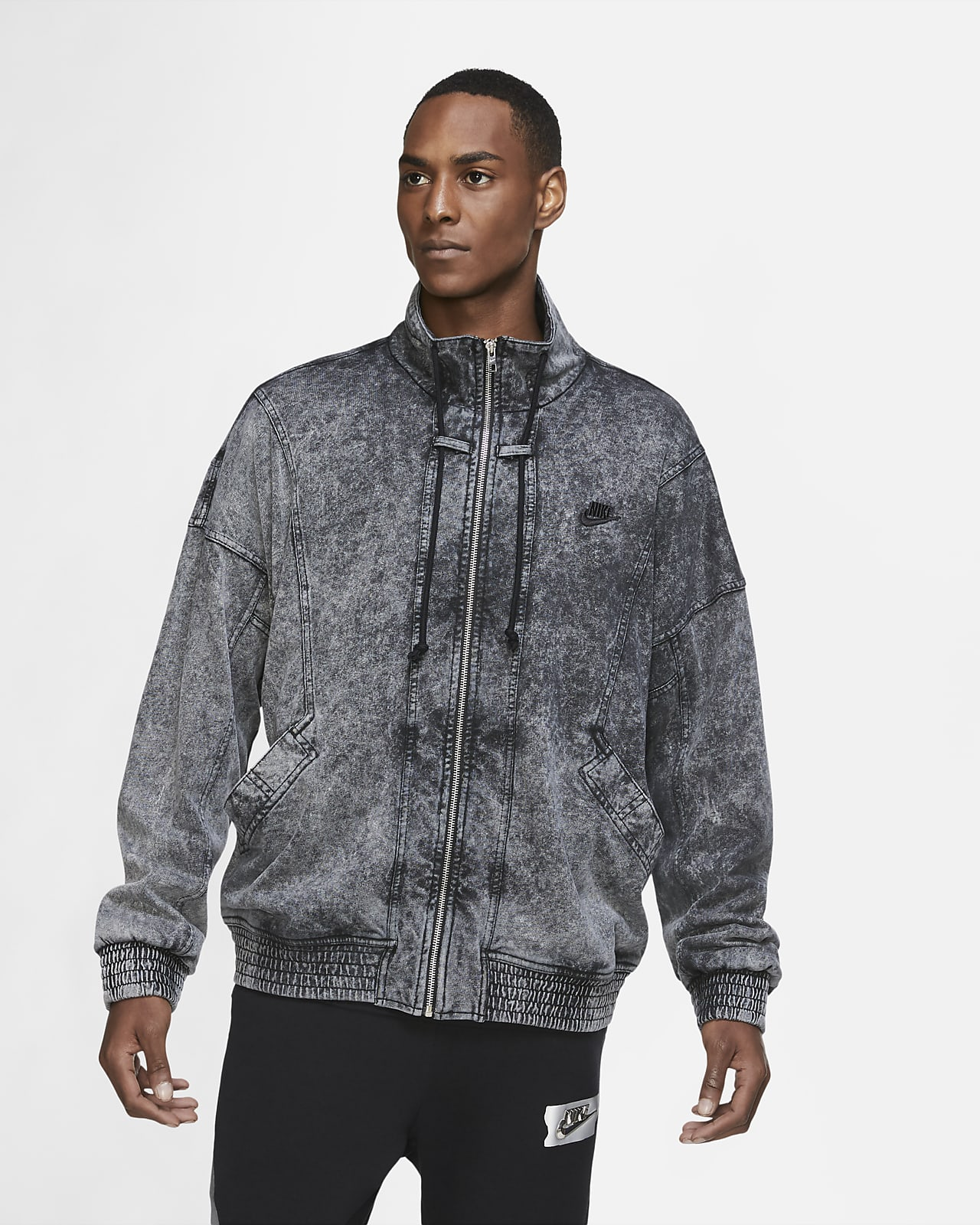 Nike Sportswear Men's Knit Wash Jacket