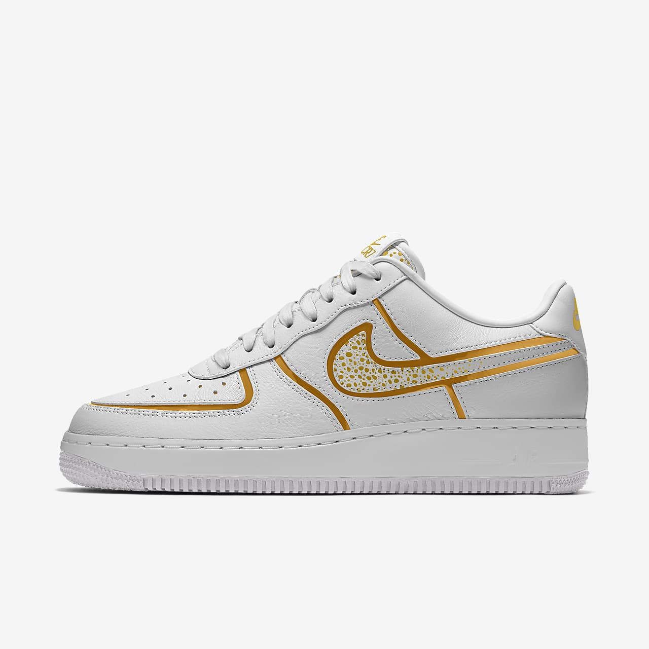 Sapatilhas personalizáveis Nike Air Force 1 Low CR7 By You