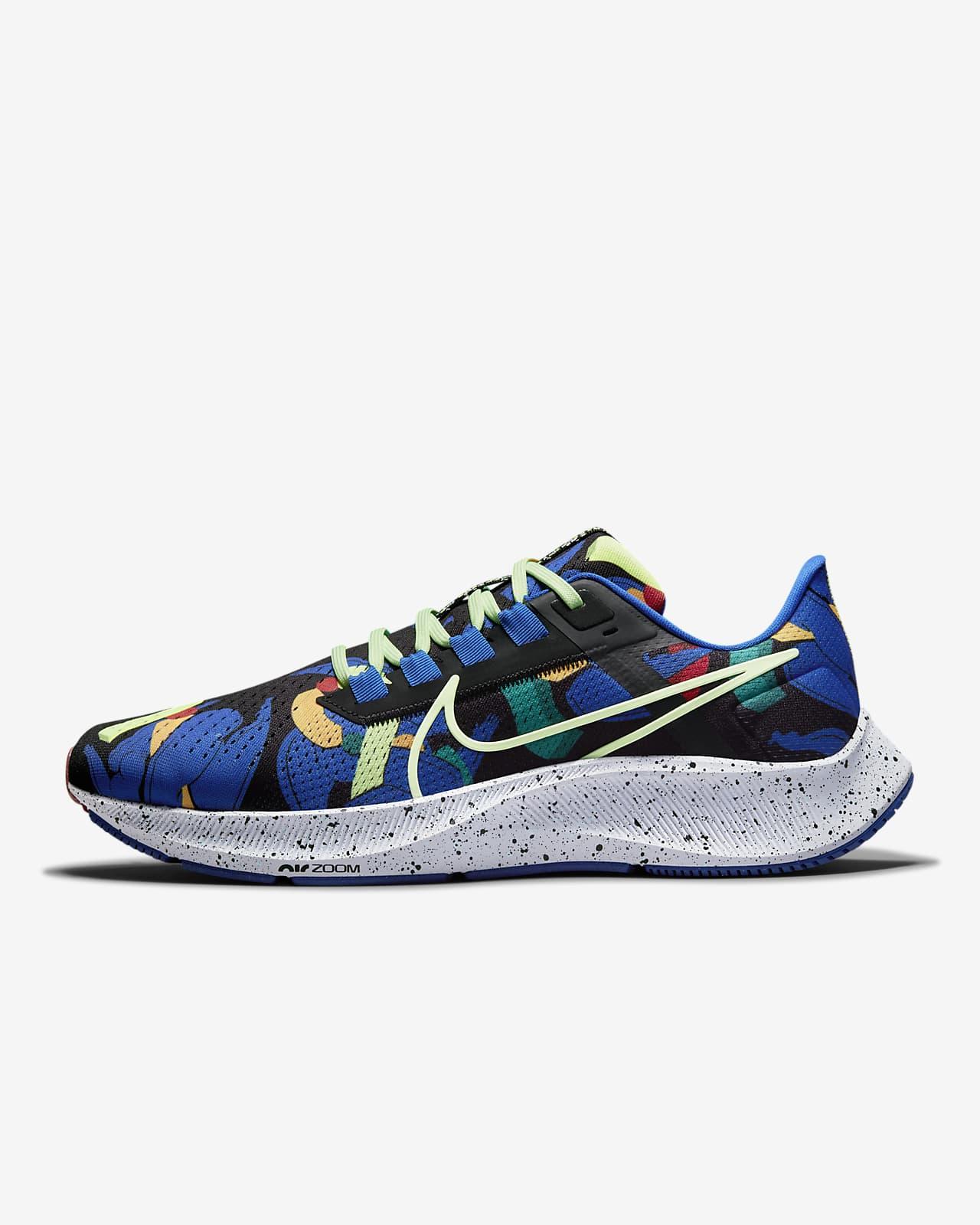 Nike Air Zoom Pegasus 38 A.I.R. Kelly Anna London Men's Road Running Shoes