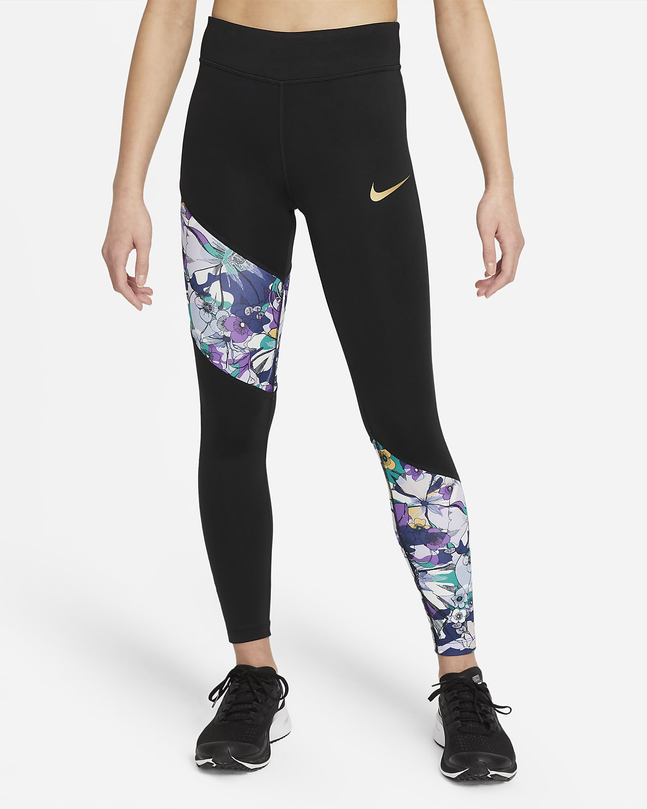 Legging Nike Dri-FIT One pour Fille plus âgée