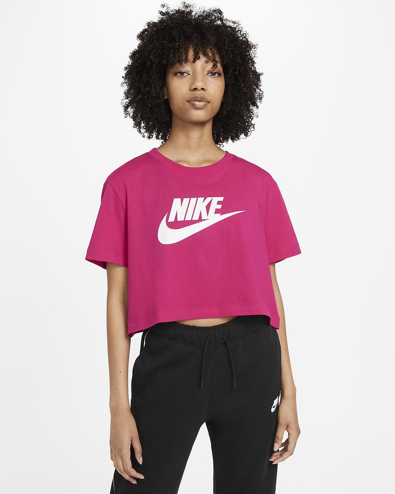 Tee-shirt court Nike Sportswear Essential pour Femme