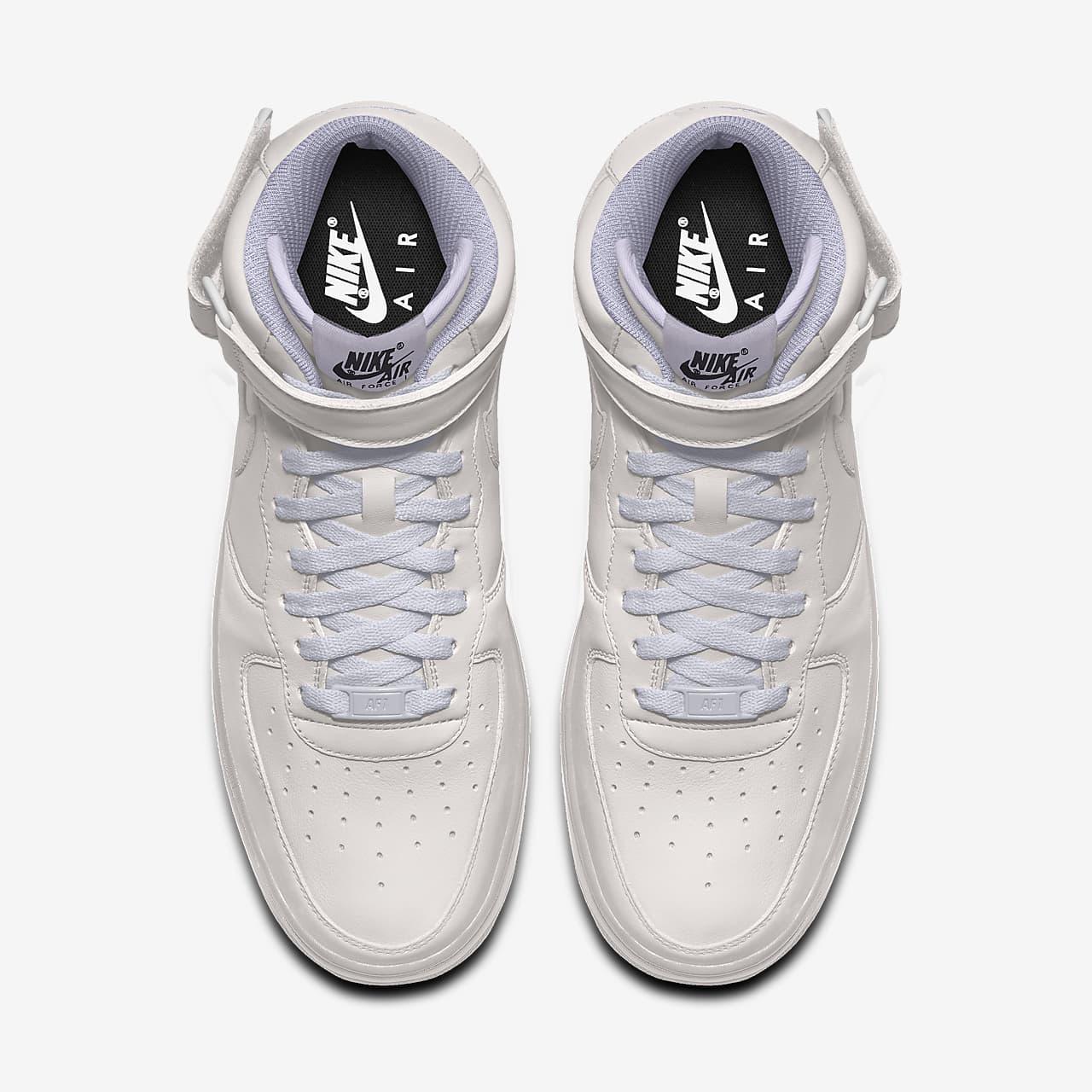 Nike Air Force 1 Mid By You Custom Women's Shoe. Nike JP