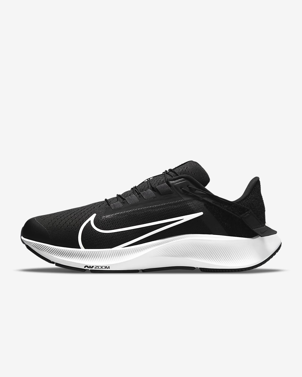 Мужские беговые кроссовки Nike Air Zoom Pegasus 38 FlyEase (на очень широкую ногу)