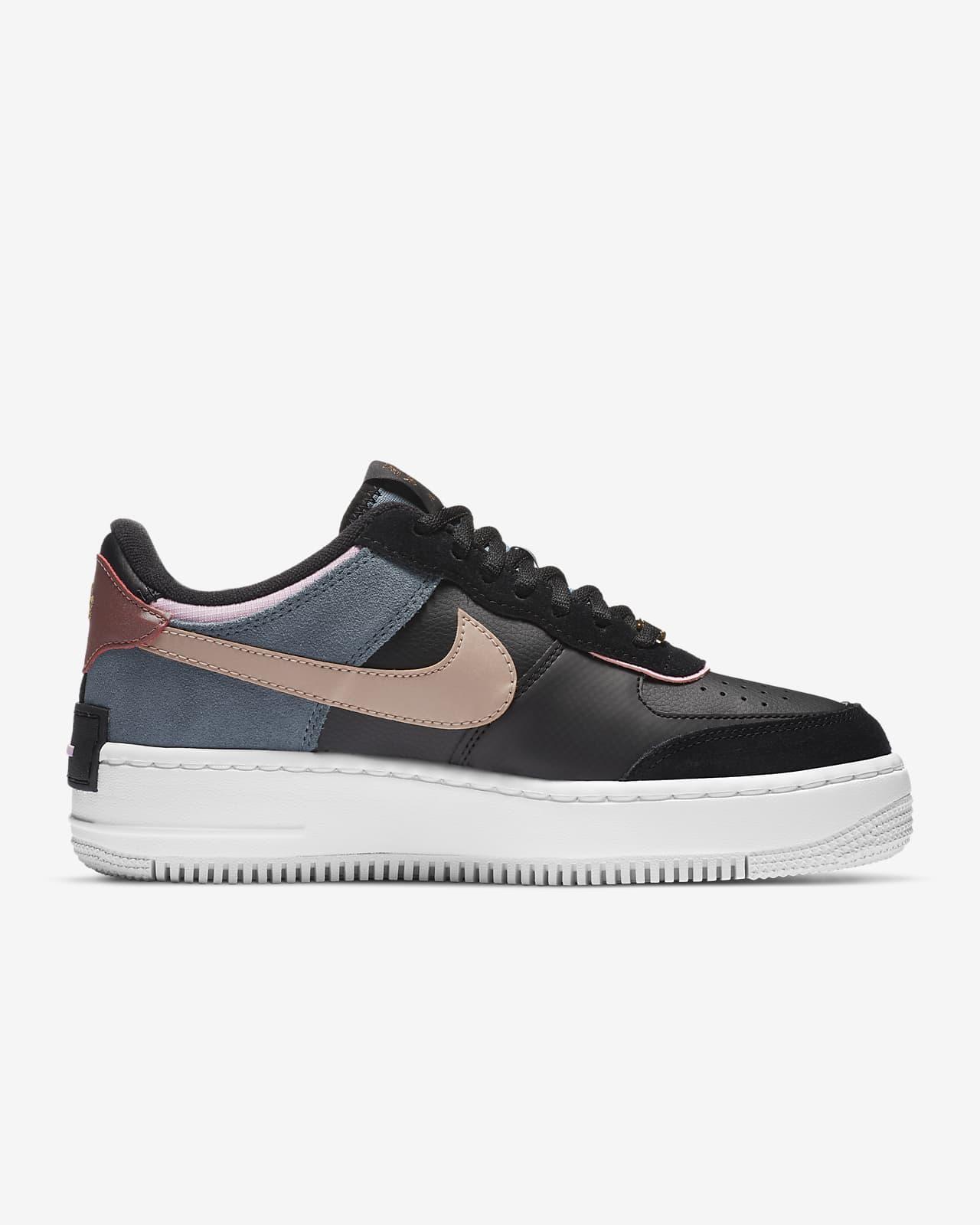 Nike Air Force 1 Shadow Women S Shoe Nike Id Nike air force 1 shadow black light arctic pink claystone red. nike air force 1 shadow women s shoe