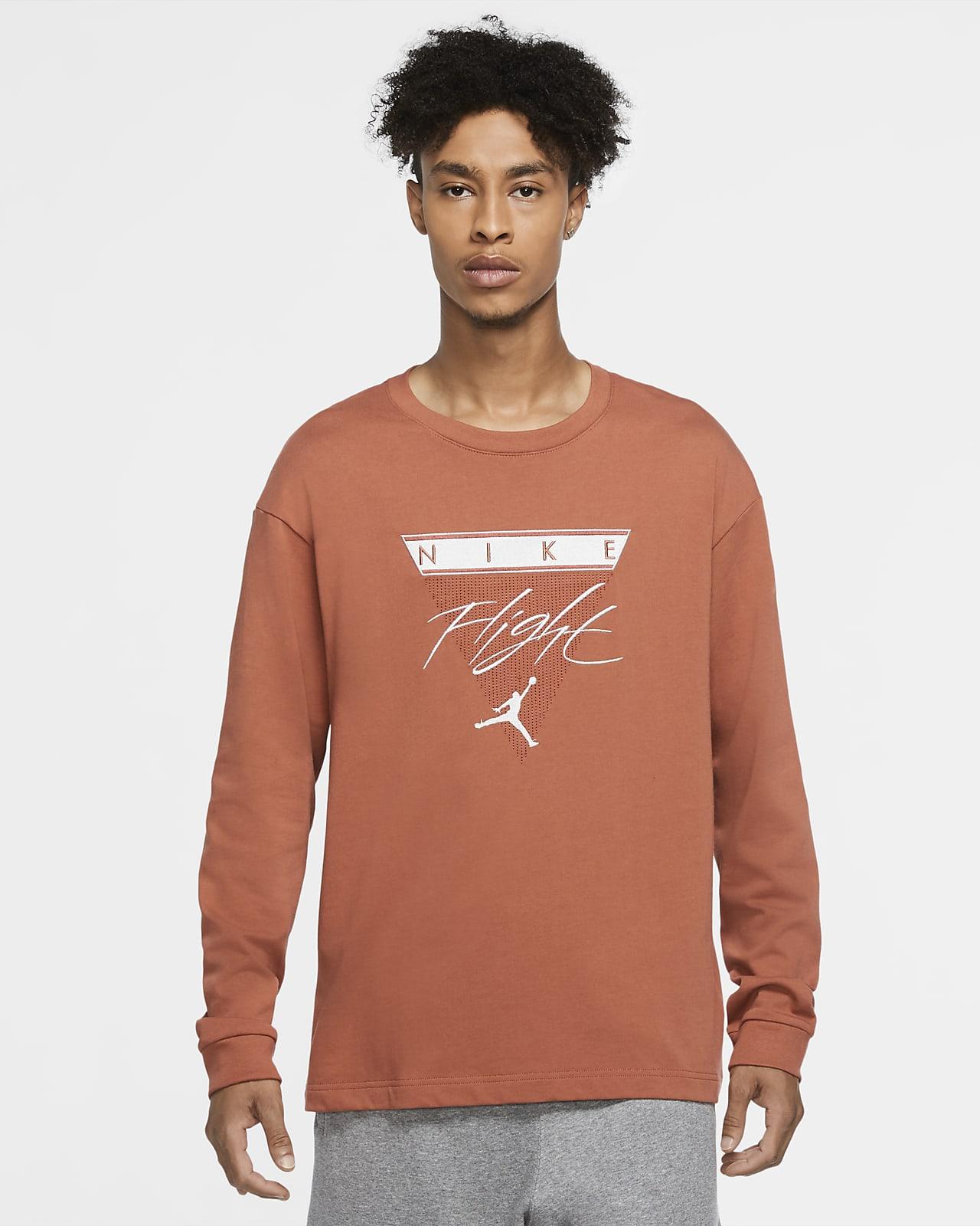 Jordan Flight Camiseta de manga larga - Hombre