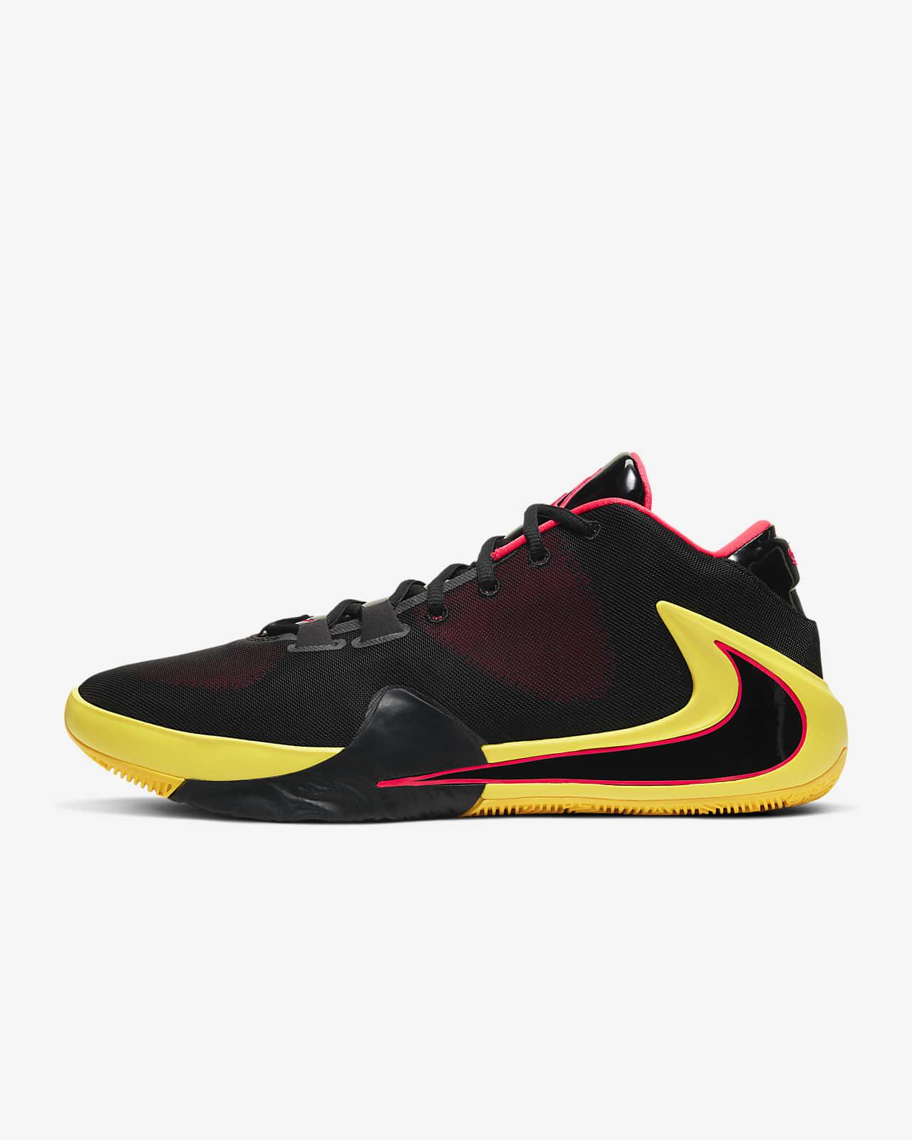 Zoom Freak 1 Soul Glo Basketball Shoe