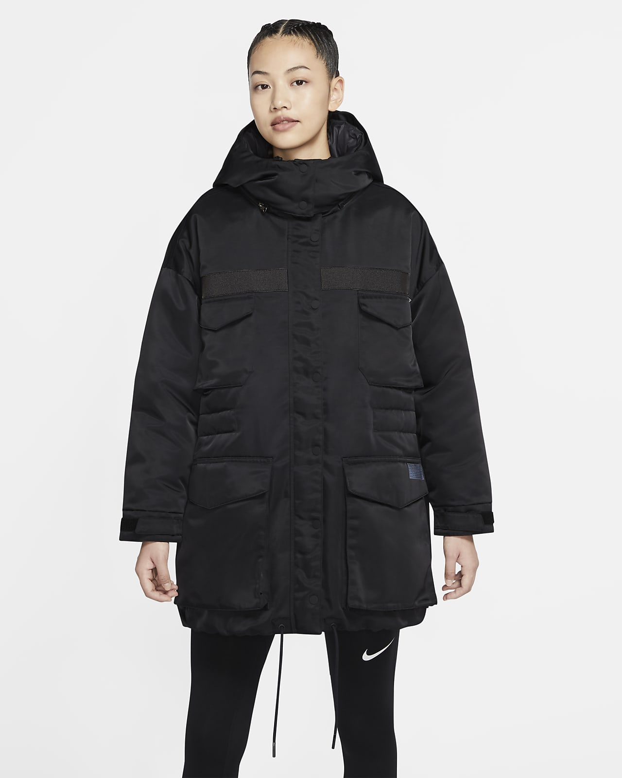 Nike Sportswear Down-Fill City Ready 女子羽绒外套