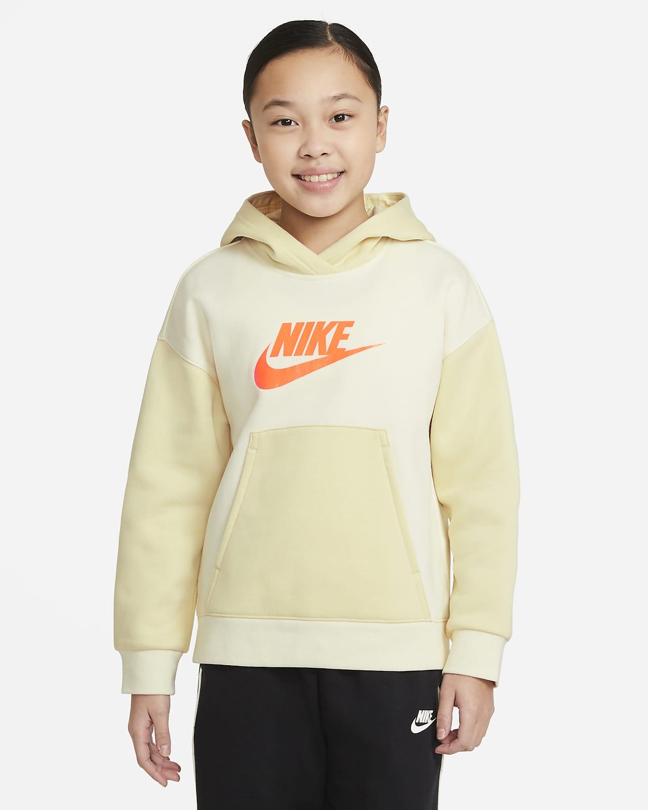 Nike Sportswear Genç Çocuk (Kız) Kapüşonlu Sweatshirt'ü