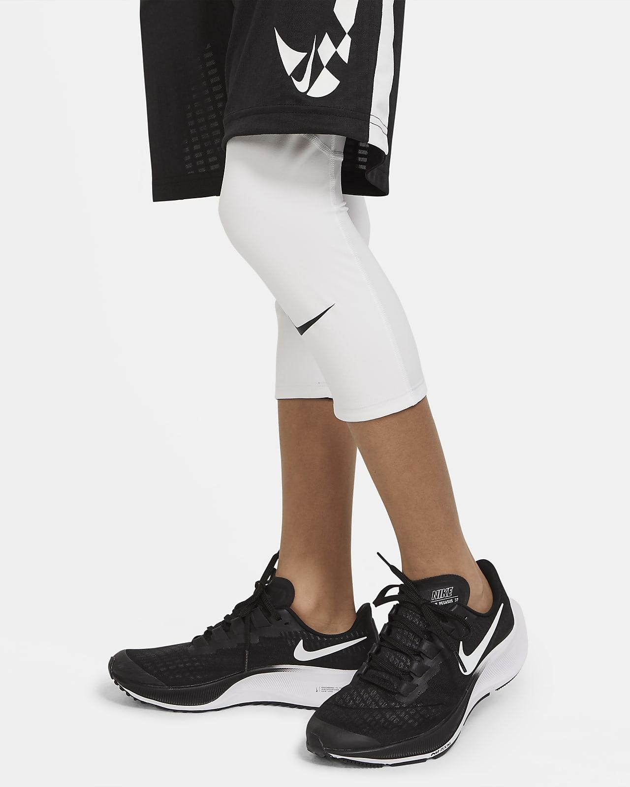 Nike Kids Boys Pro 3//4 Tight Little Kids//Big Kids