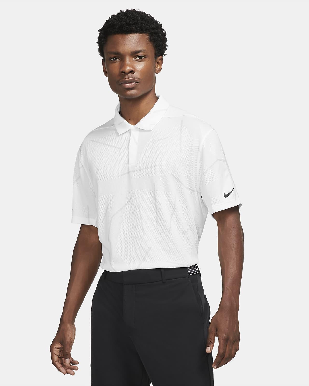 Polo de golf para hombre Nike Dri-FIT Tiger Woods
