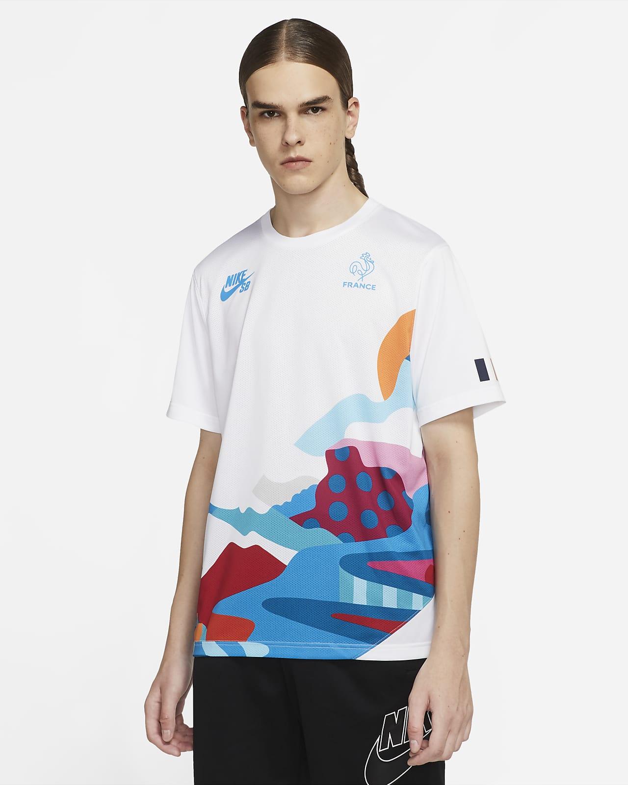 Nike SB France 男子滑板上衣