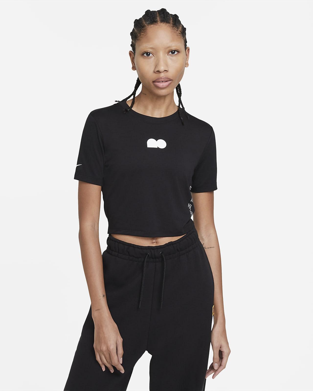 Naomi Osaka Cropped Tennis T-Shirt