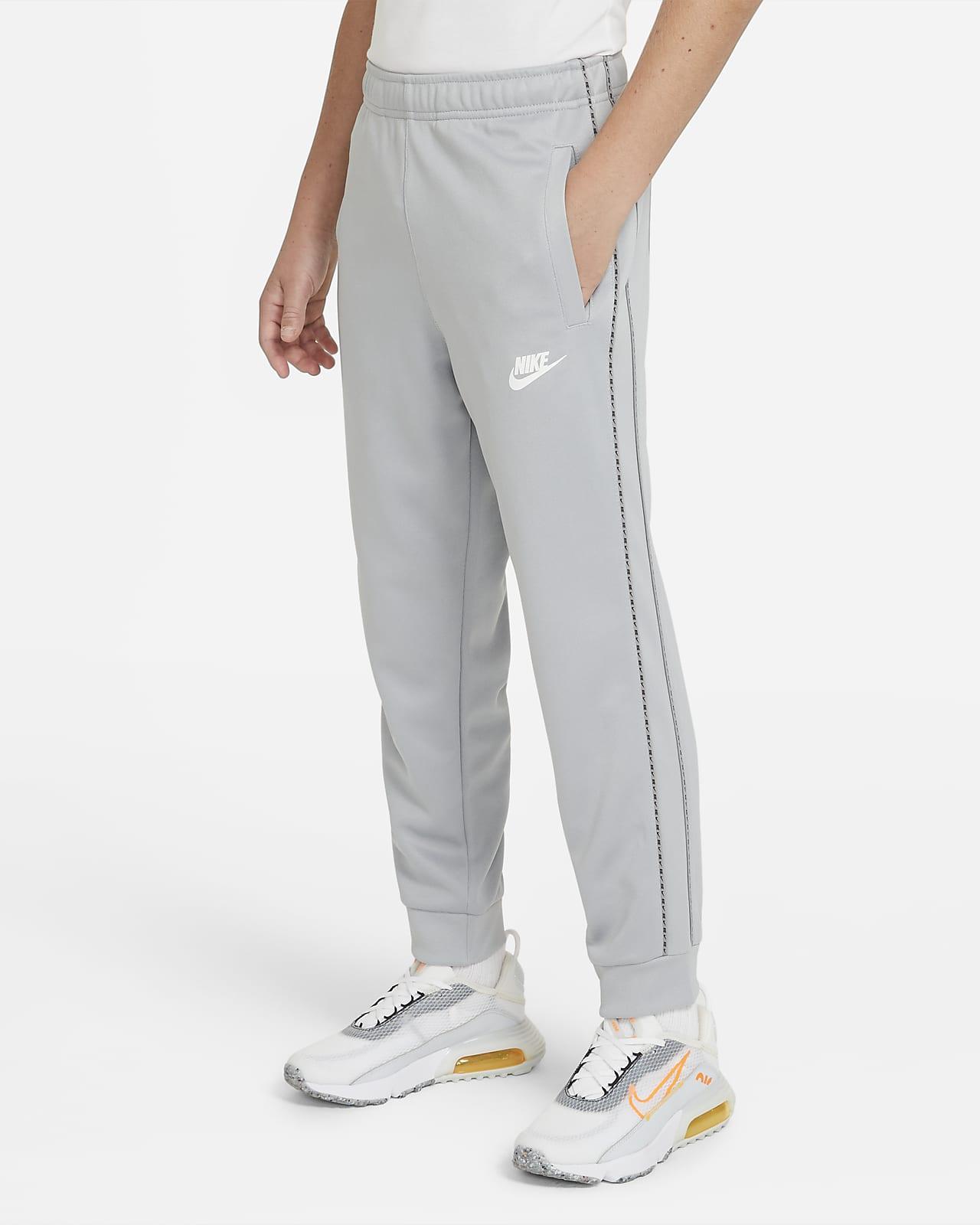 Běžecké kalhoty Nike Sportswear pro větší děti (chlapce)