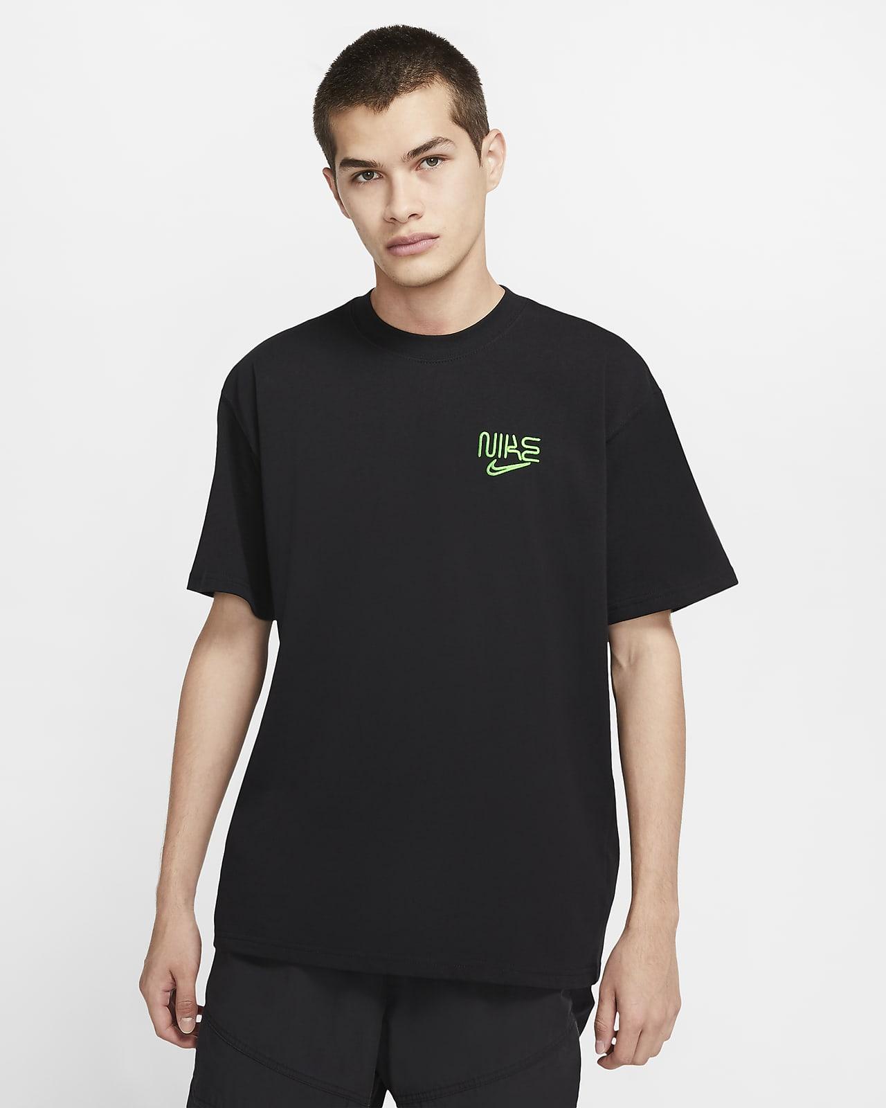 Nike Miami Men's Basketball T-Shirt
