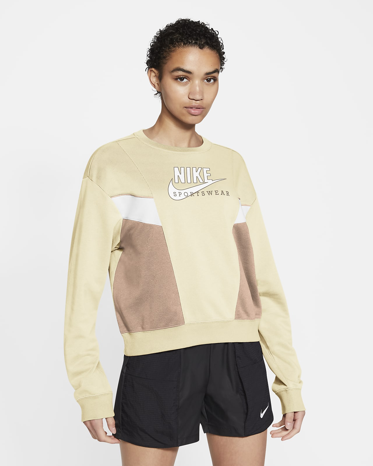 Sudadera para mujer Nike Sportswear Heritage