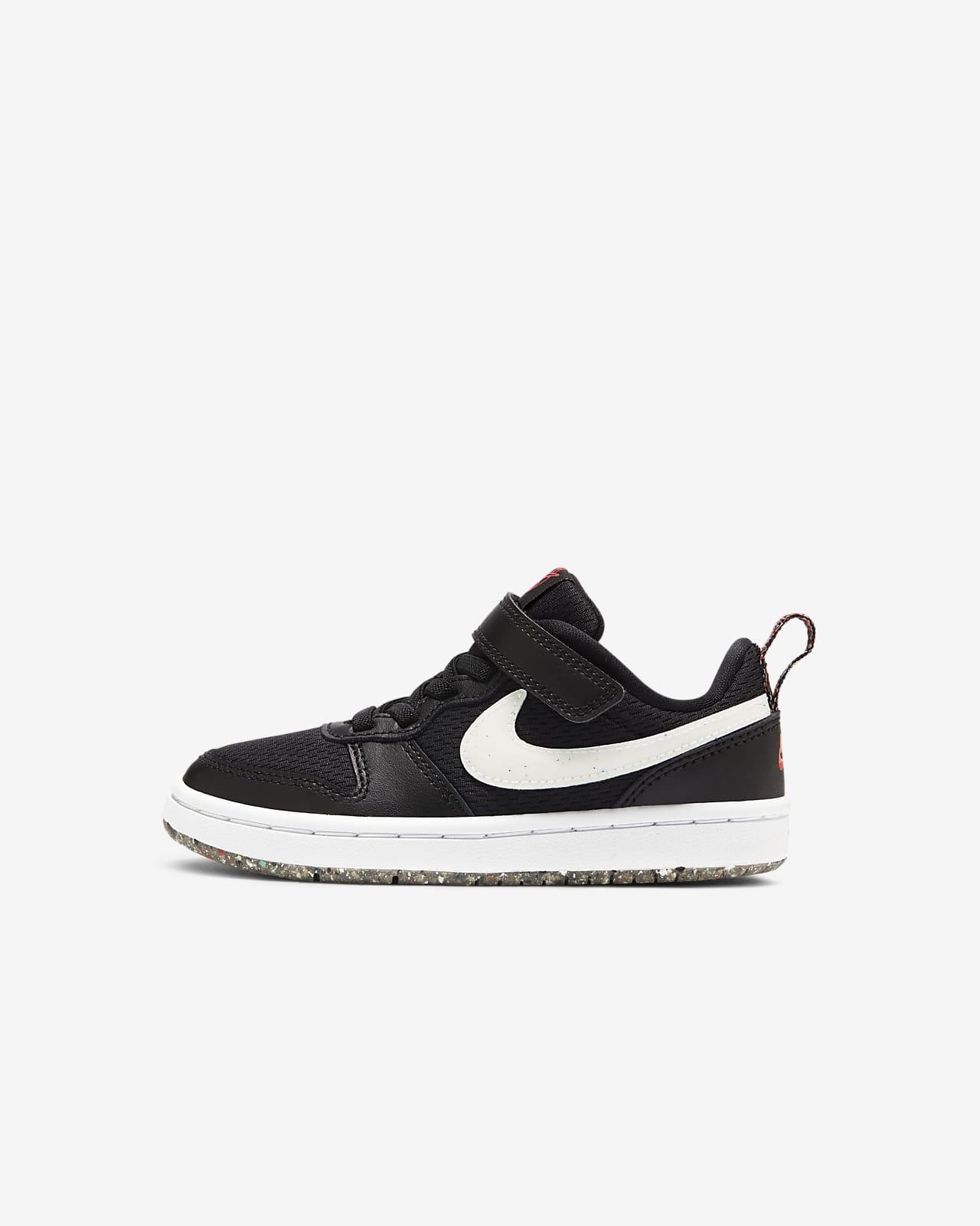 Nike Court Borough Low 2 SE Younger Kids' Shoe