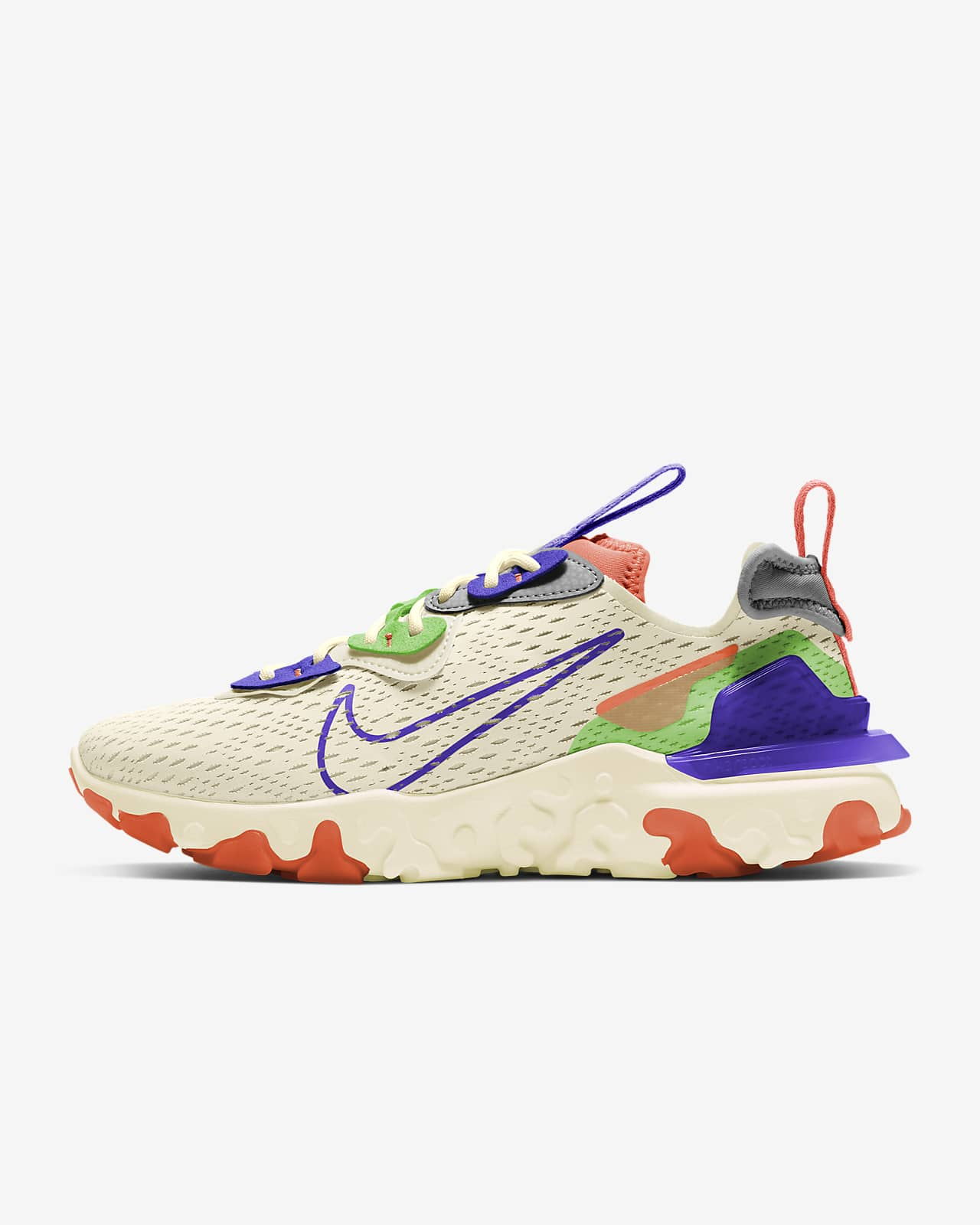 Chaussure Nike React Vision pour Femme. Nike BE