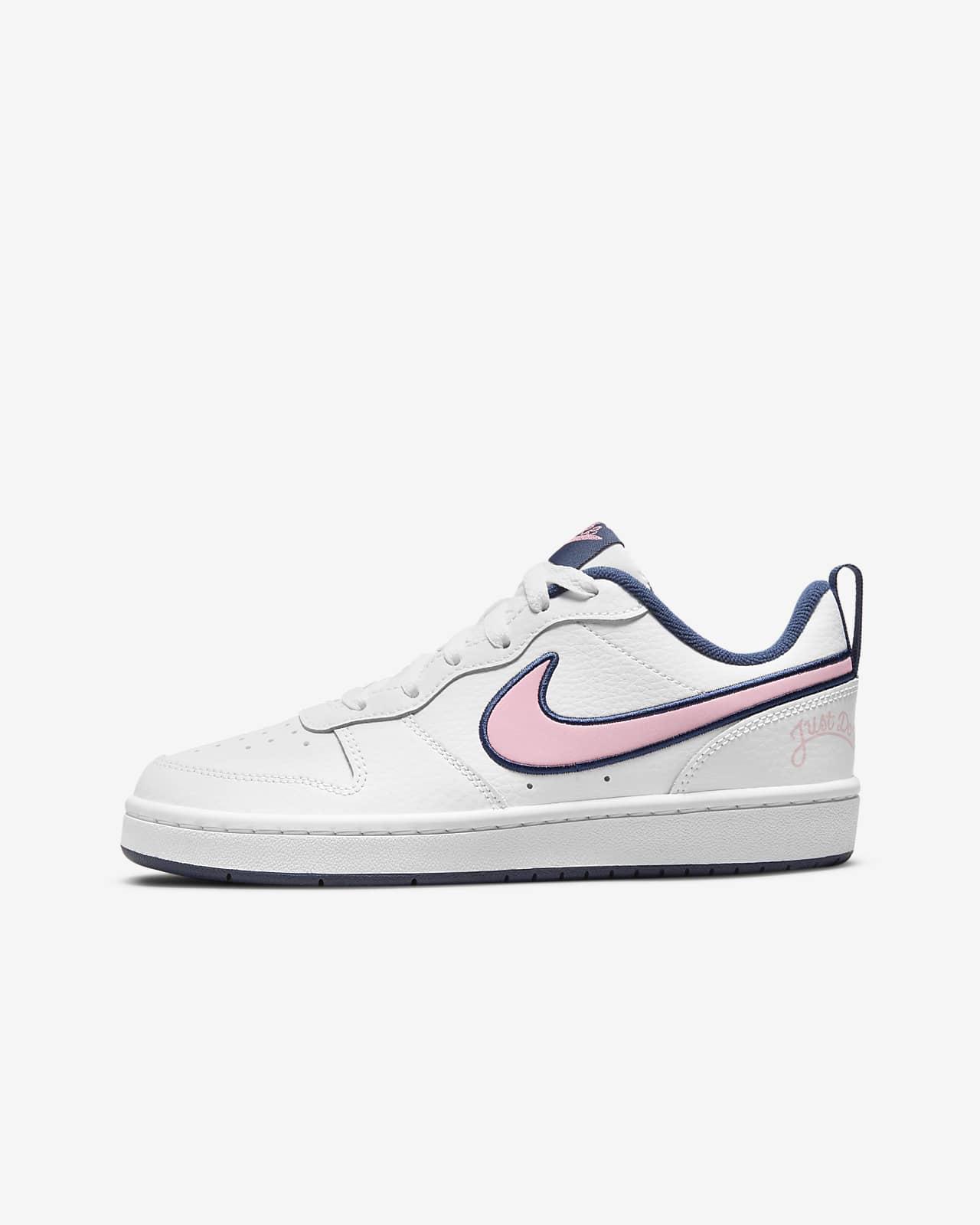 Nike Court Borough Low 2 SE1 (GS) 大童运动童鞋