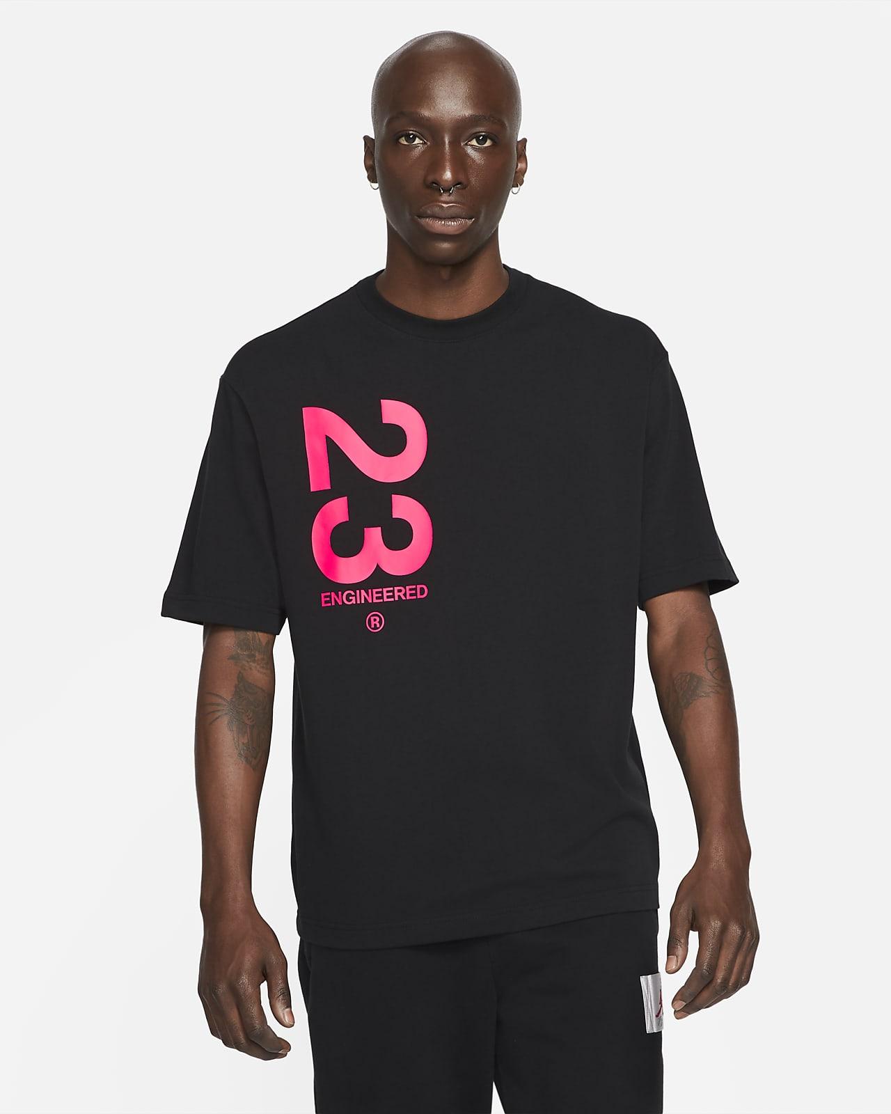 Jordan 23 Engineered Kısa Kollu Erkek Tişörtü