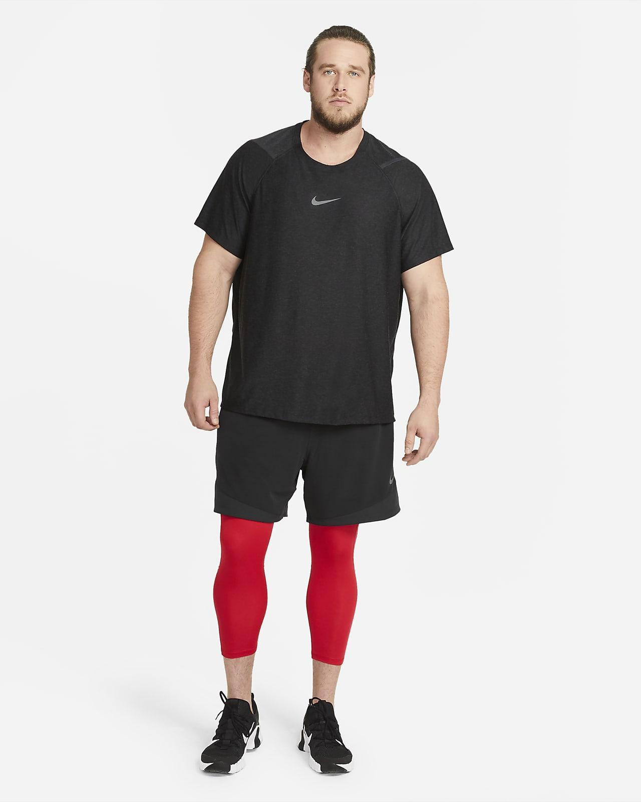 Retener Ardiente Nublado  Nike Pro Men's 3/4 Tights. Nike.com