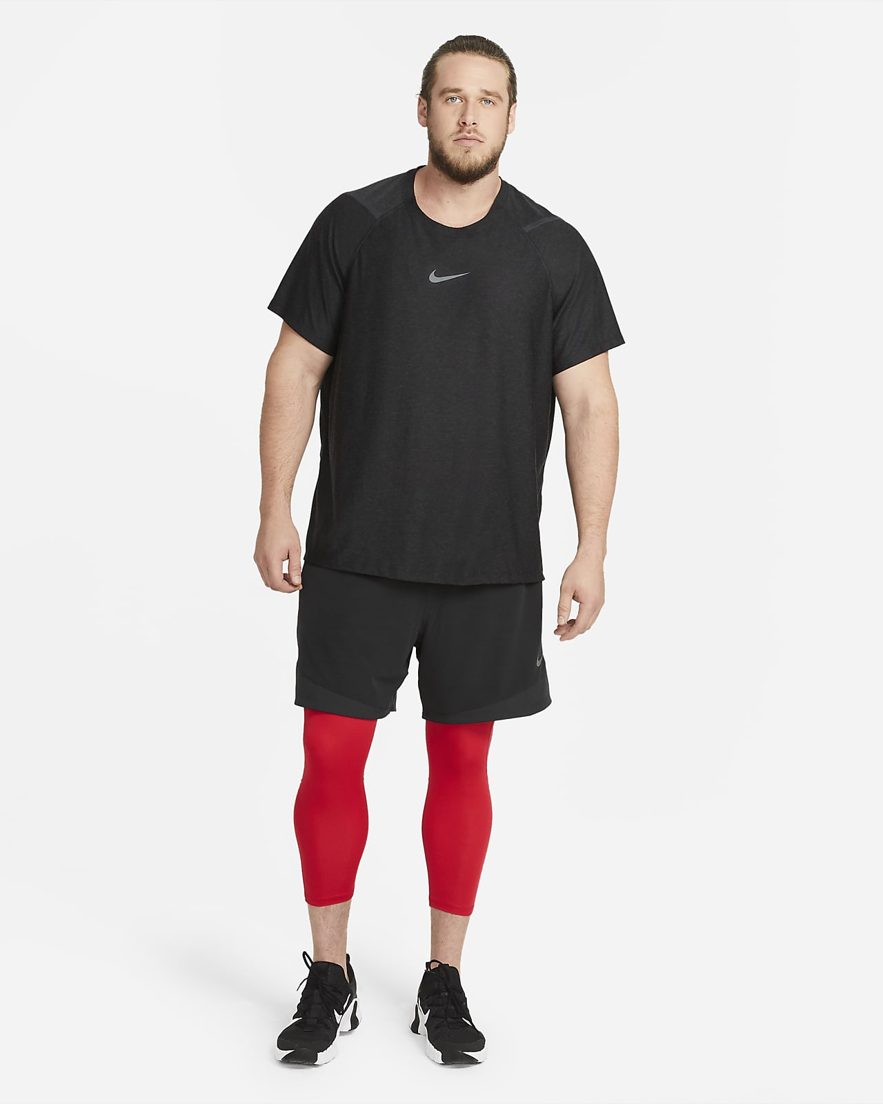 Men/'s Compression Base Layer Gym Sports Pants Leggings Tight Running Bottoms USA