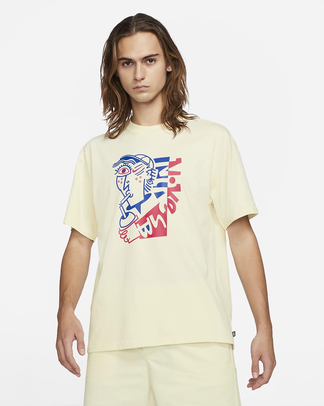 Nike SB 男子滑板T恤